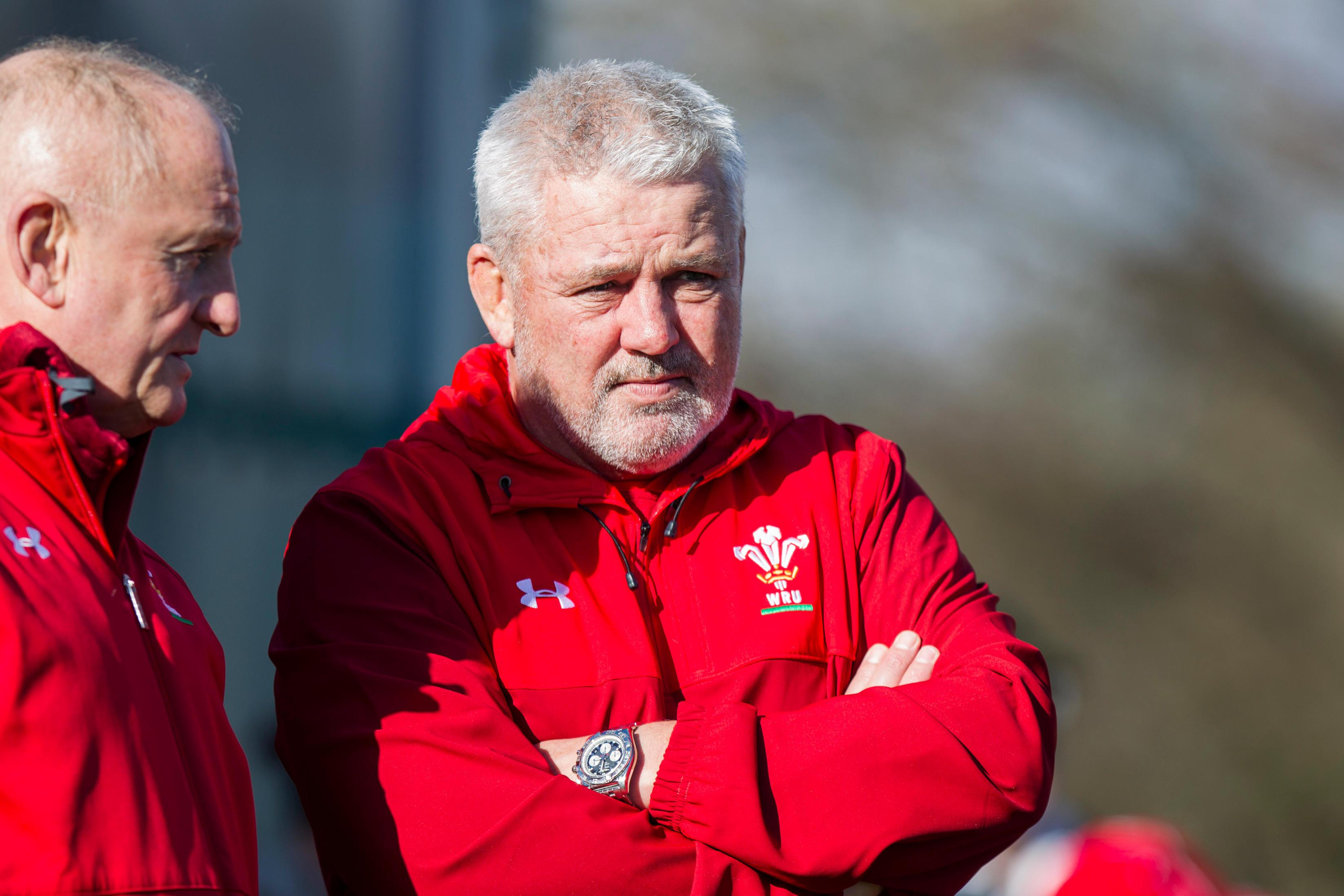 Warren Gatland's Wales are quietly improving during his last year as boss
