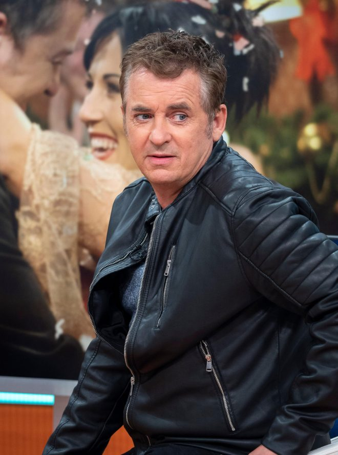 Shane Richie, 54, is suing Thomas Cook after 'horrendous' family break to Mexico