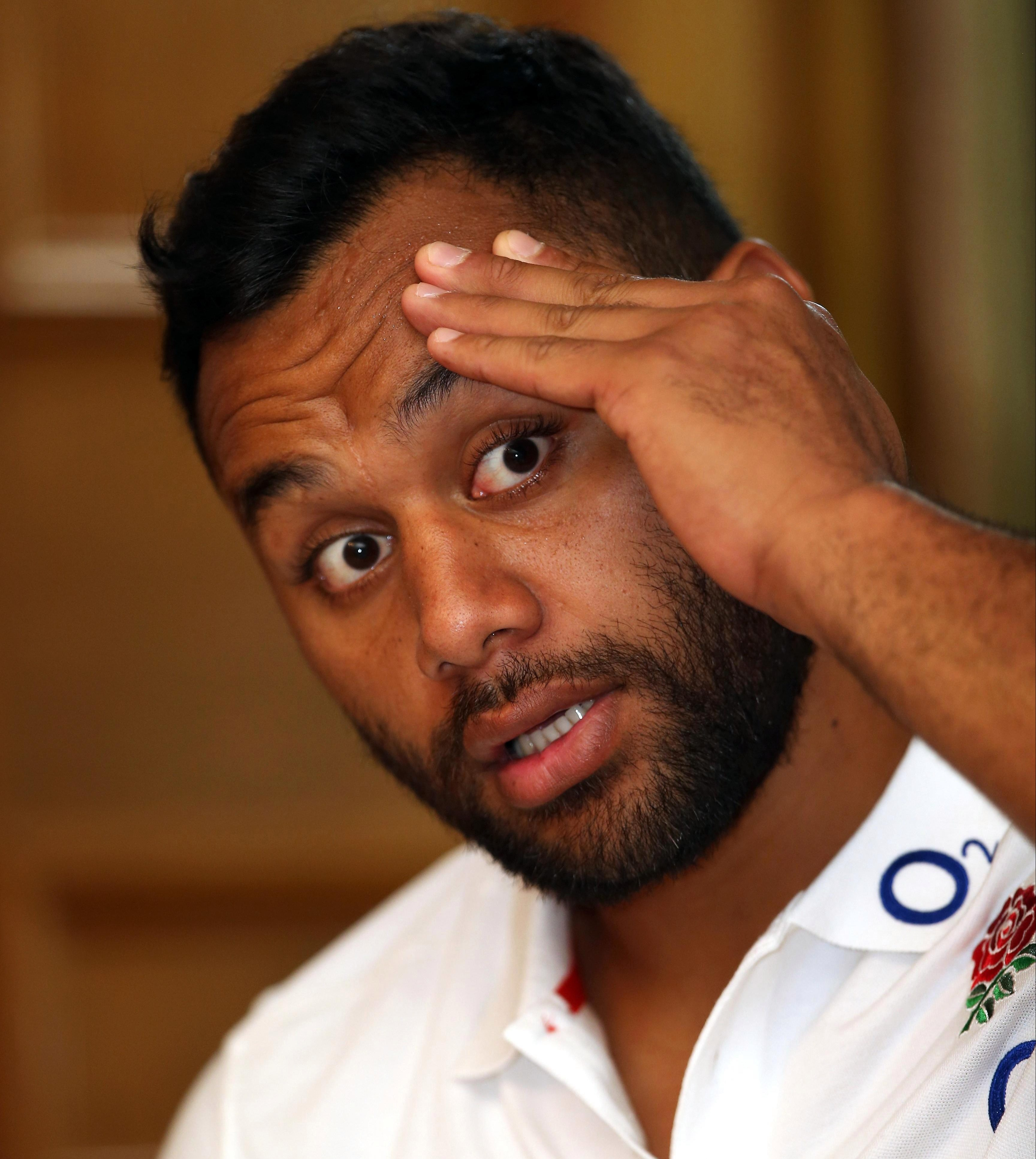 Billy Vunipola will be hoping to make an impact at No 8