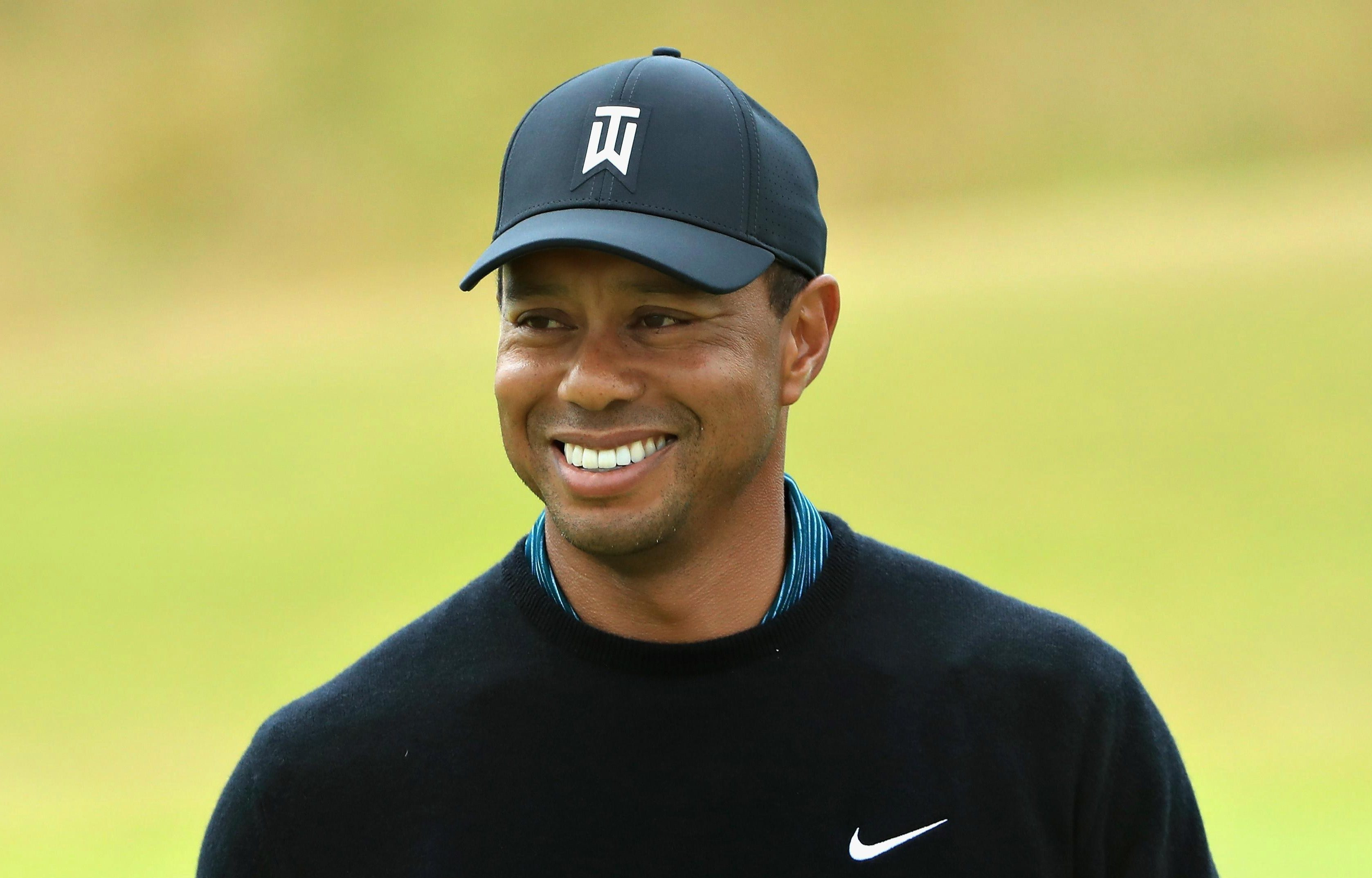 The 14-time Major champion has got off to a solid start at Carnoustie
