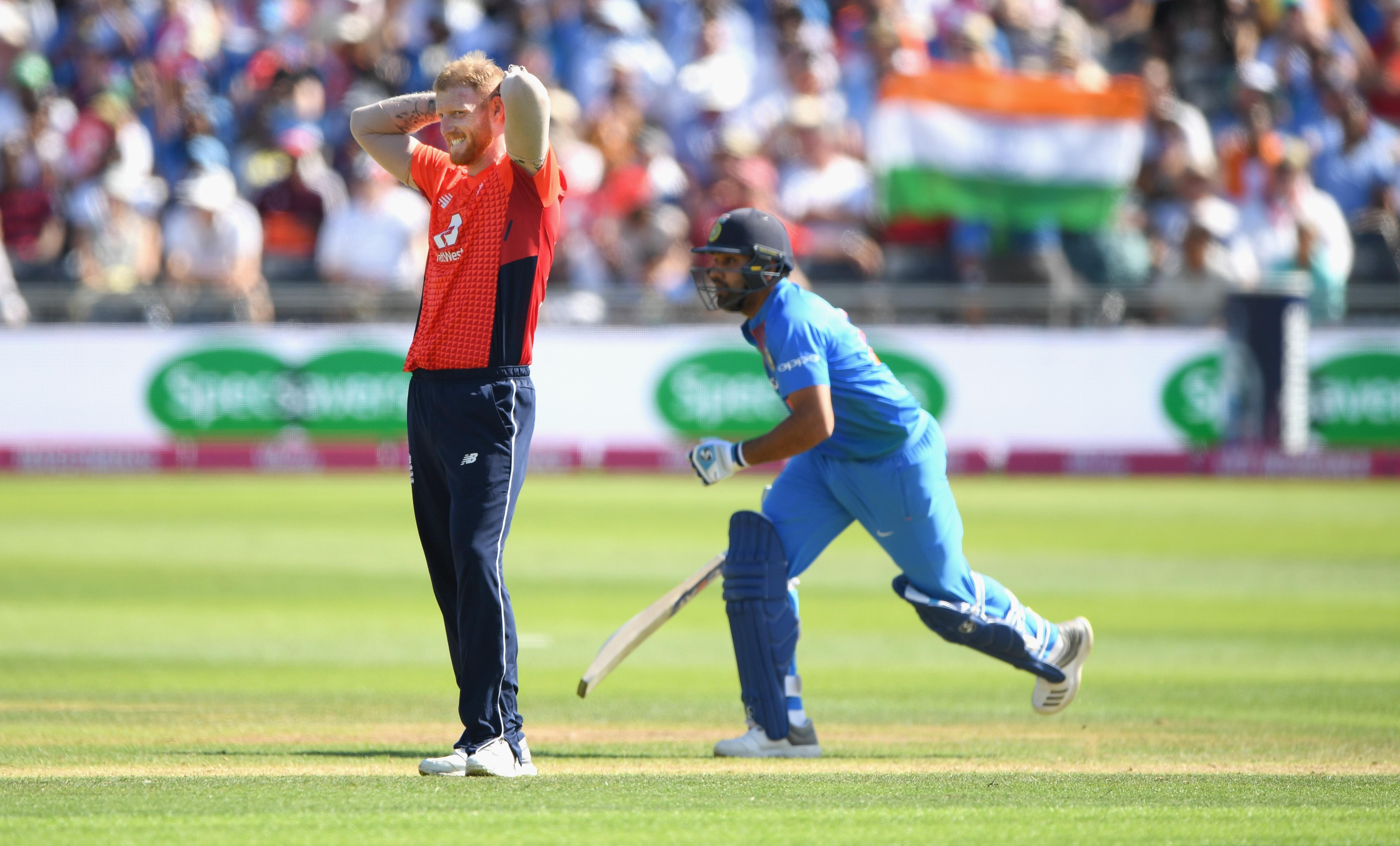 England fell to series defeat against India with a loss in Sunday's third T20