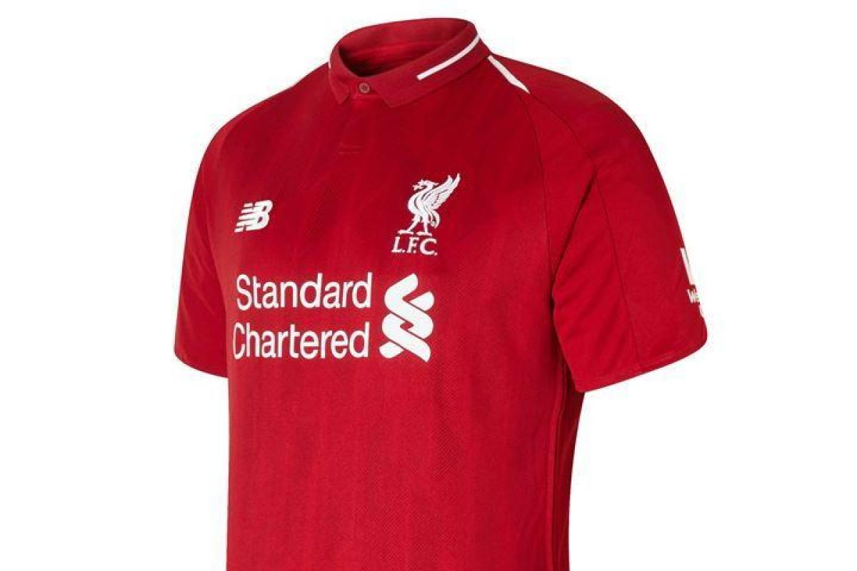 The cheapest place to buy Liverpool s kit for 2018 19 ab17b1090