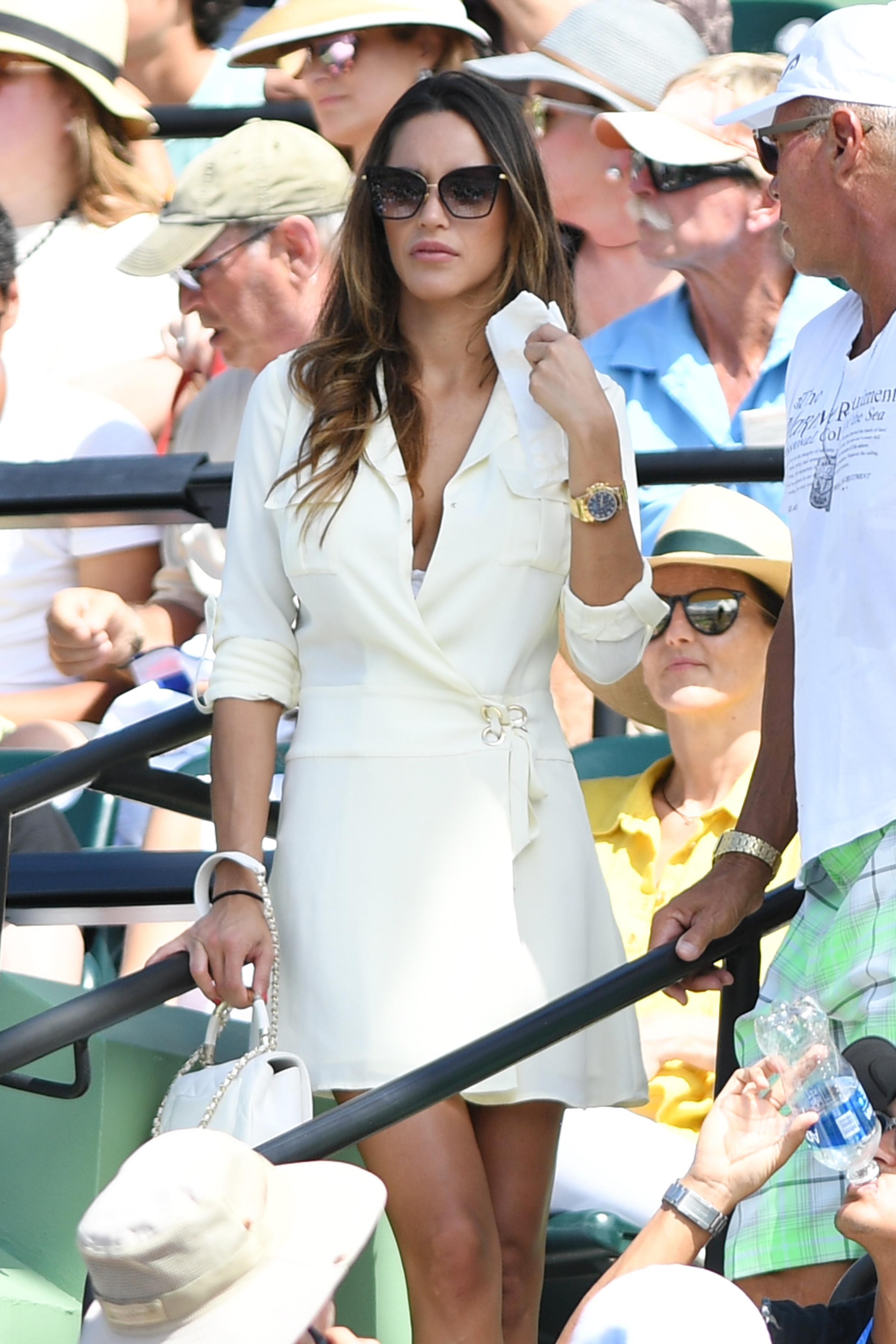 Julia Rohden dazzled at the 2017 Wimbledon championships