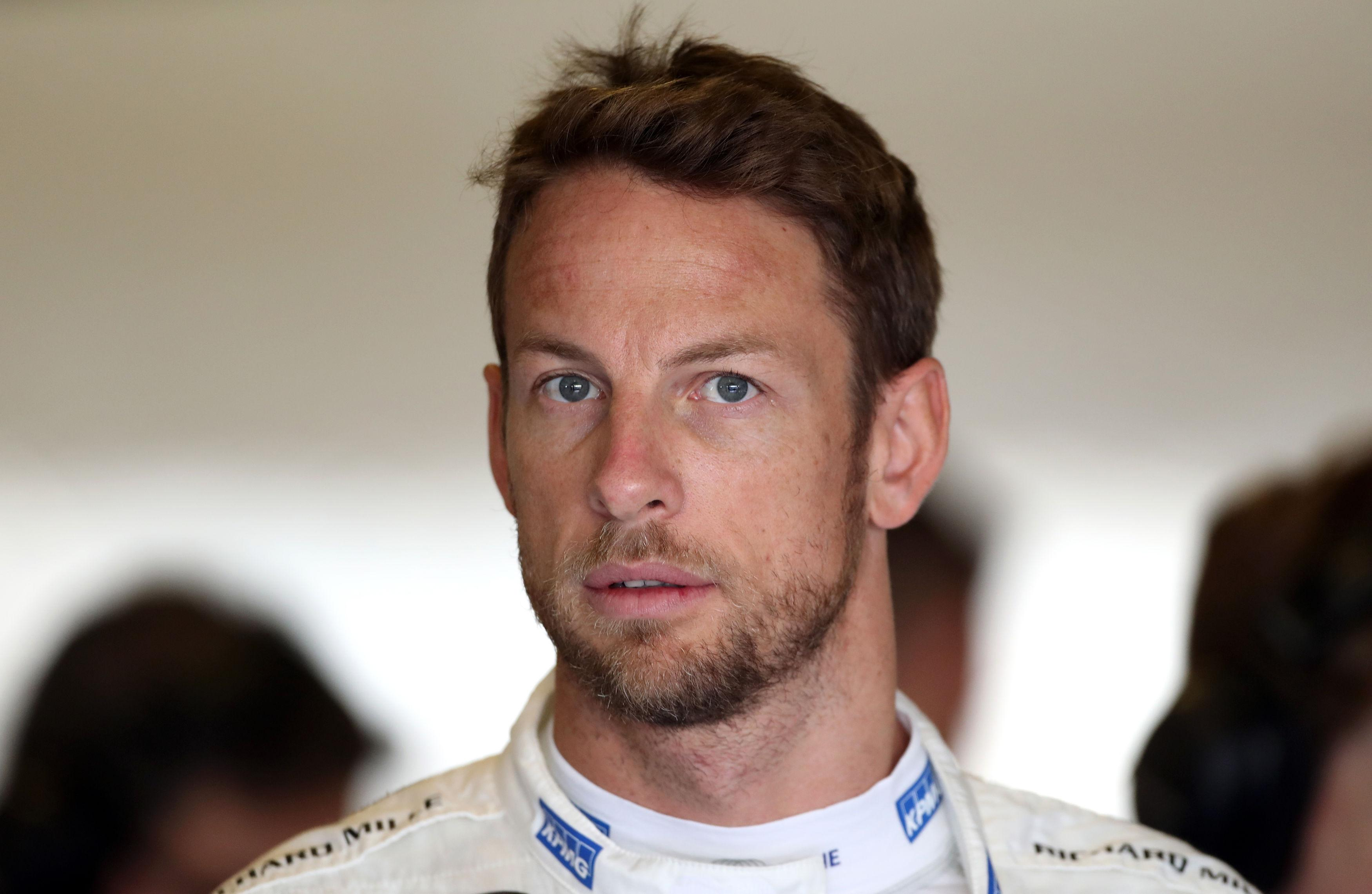 Jenson Button will not be racing at the British Grand Prix after leaving Formula One last year