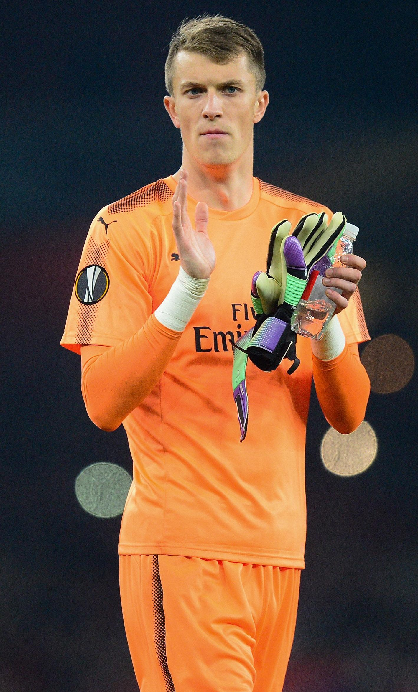 Macey has been sent on loan, rather than spending another year stuck behind the likes of Petr Cech and Bernd Leno