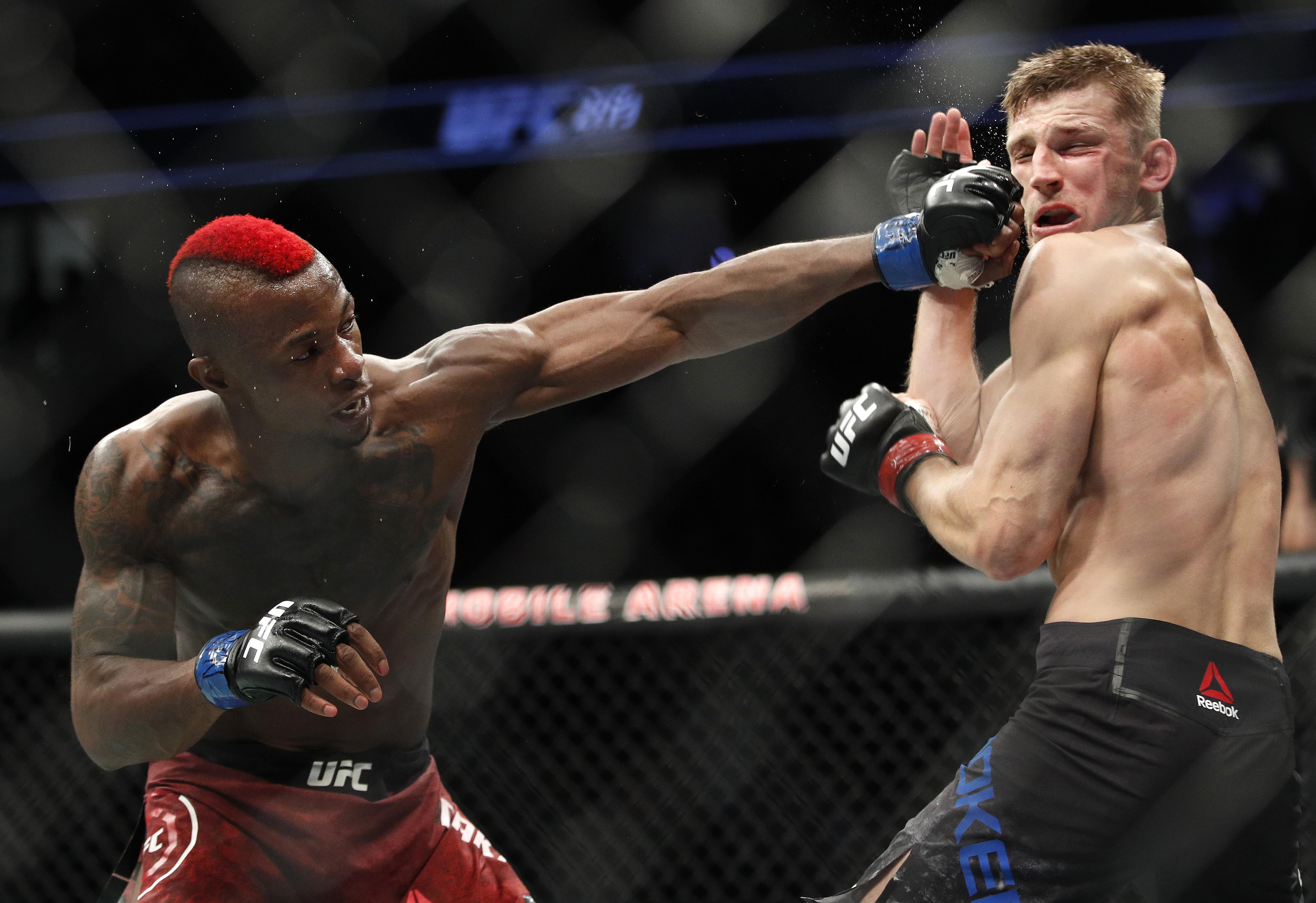 UFC ace Diakiese needs to land his heavy hands in Hamburg