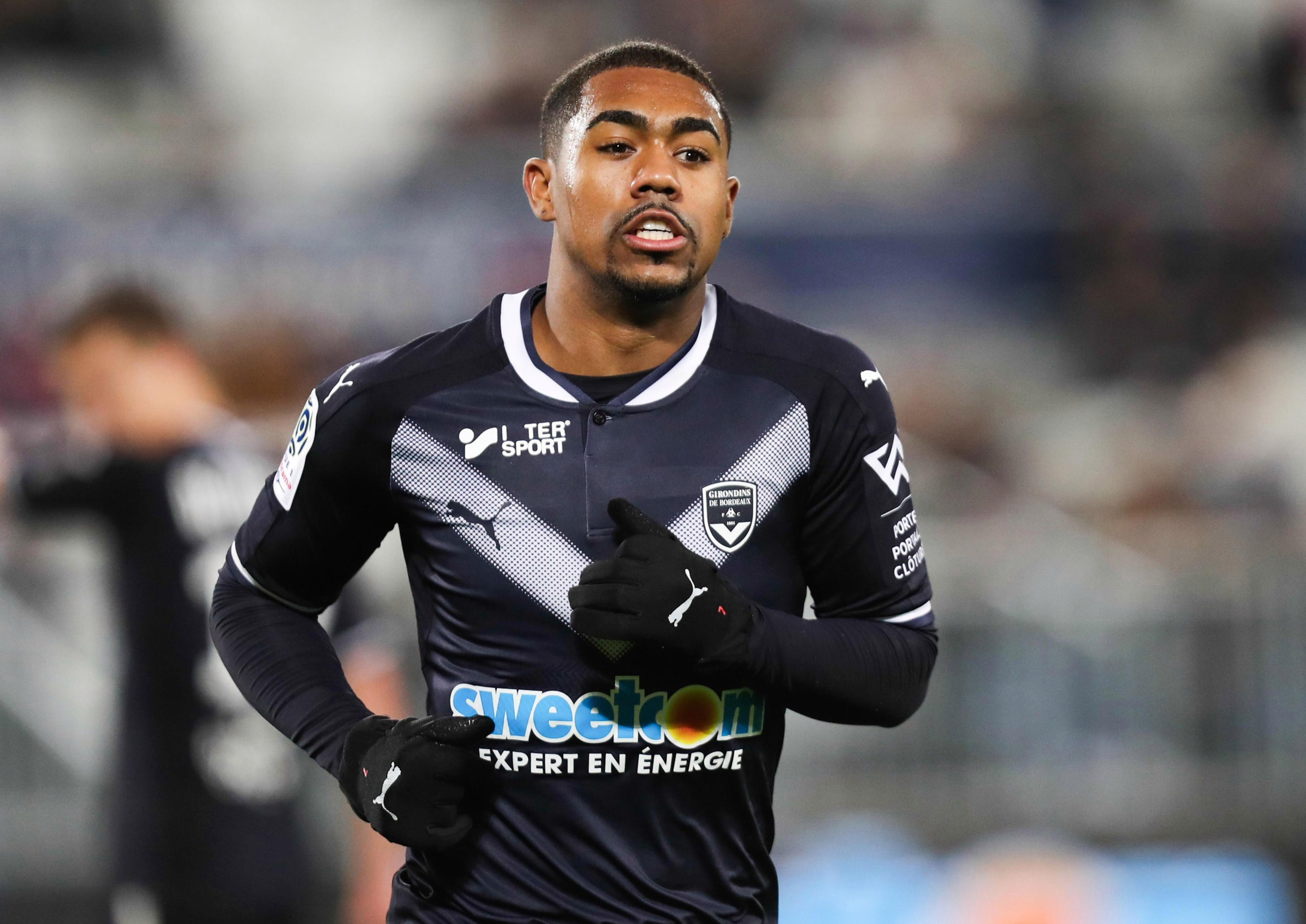 Malcolm joined Bordeaux from Corinthians in January 2016