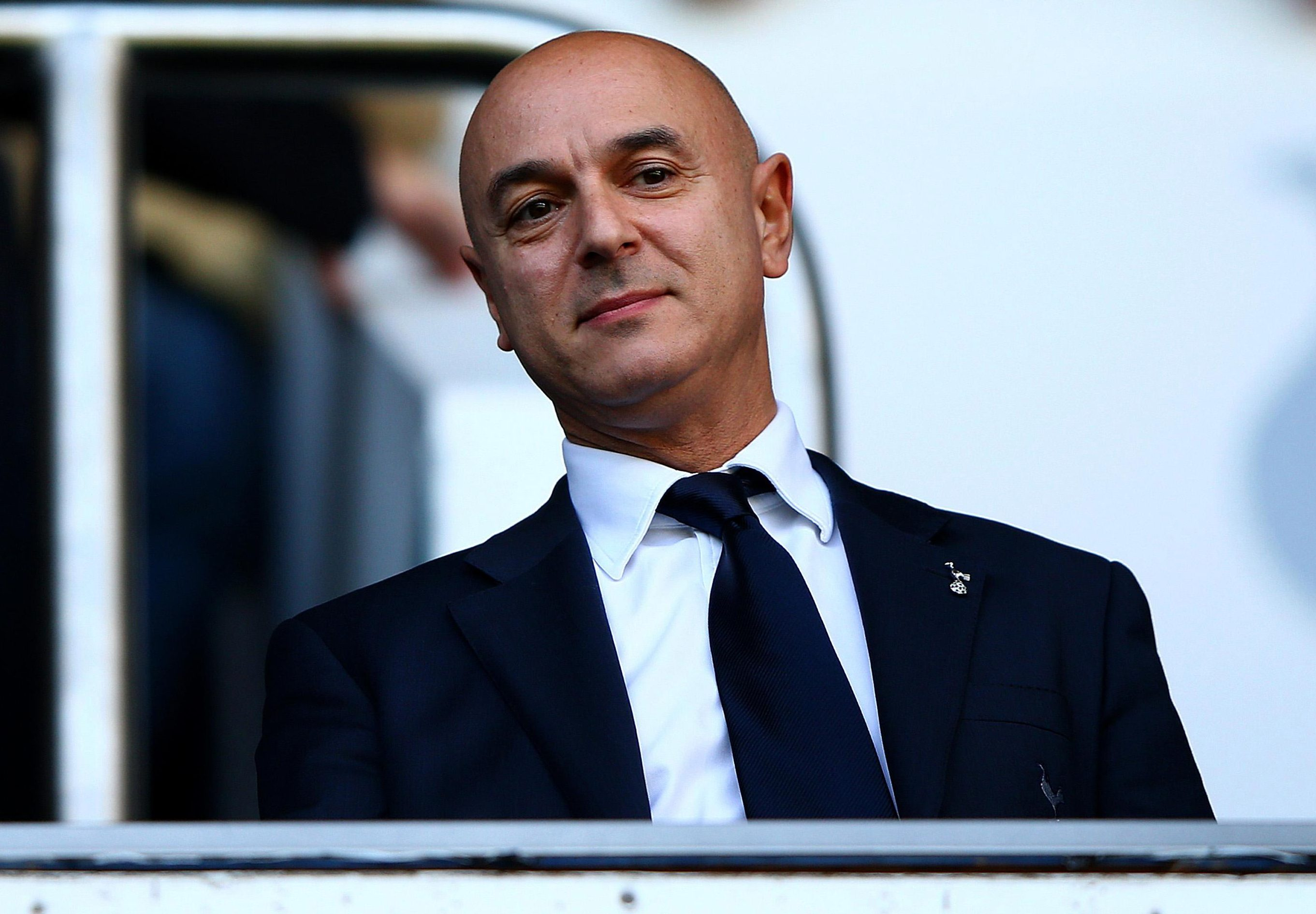Spurs say chairman Daniel Levy is working as closely as ever with manager Mauricio Pochettino over potential signings
