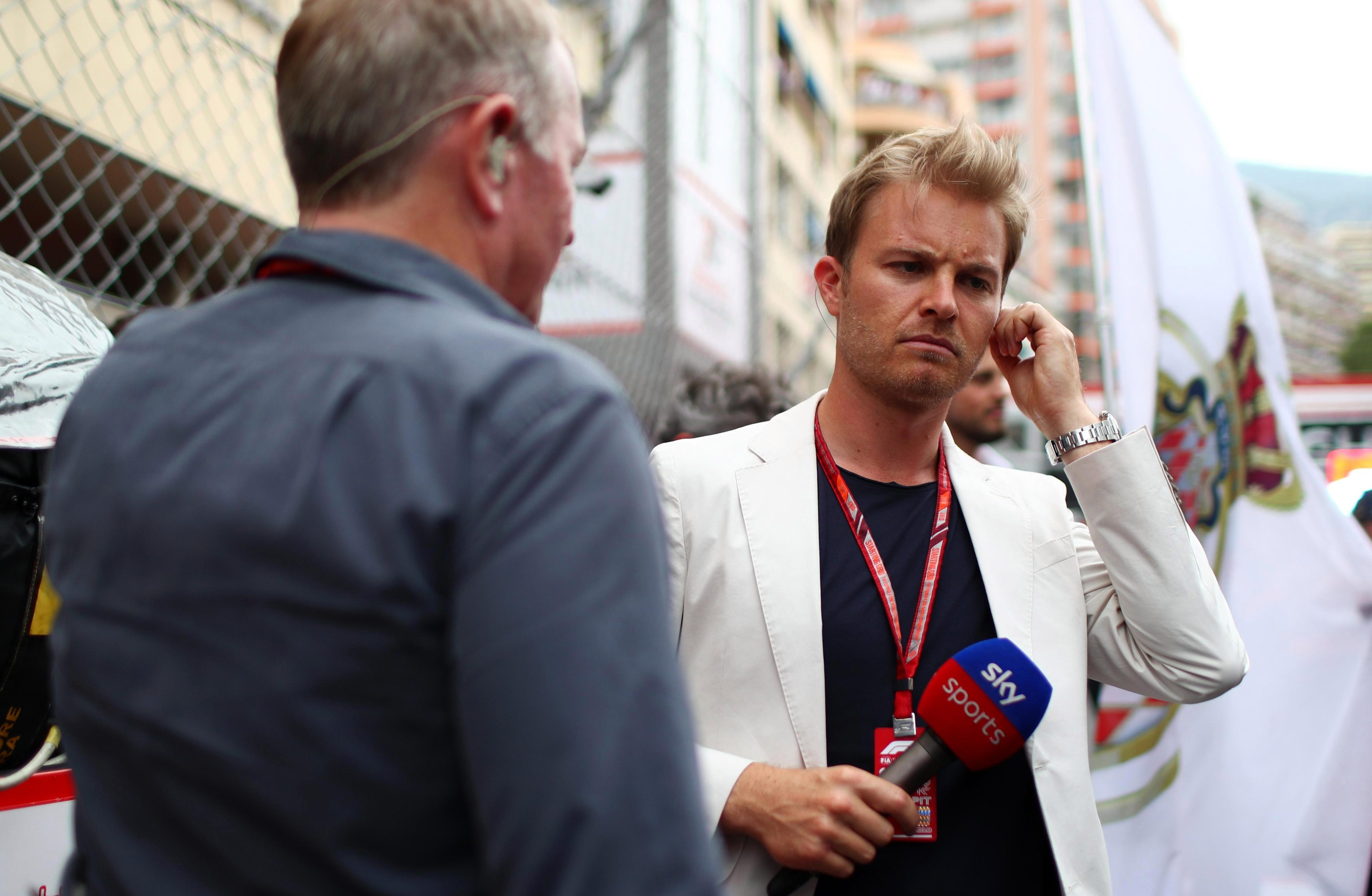 Nico Rosberg admits he was worried by Lewis Hamilton's reaction to problem