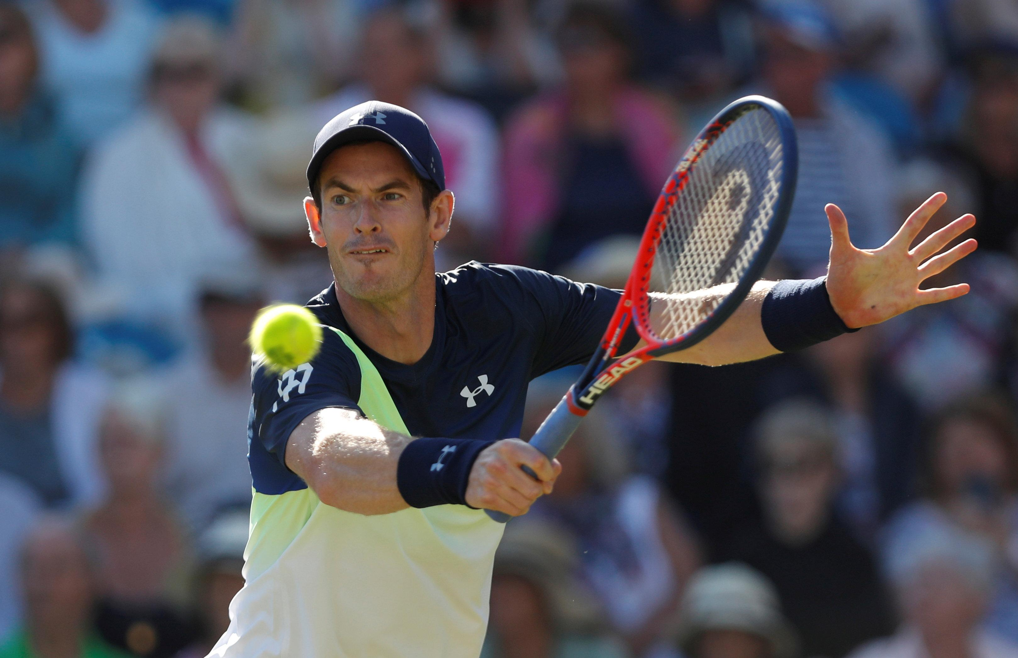 Andy Murray failed to make it back to full fitness for the summer's Wimbledon