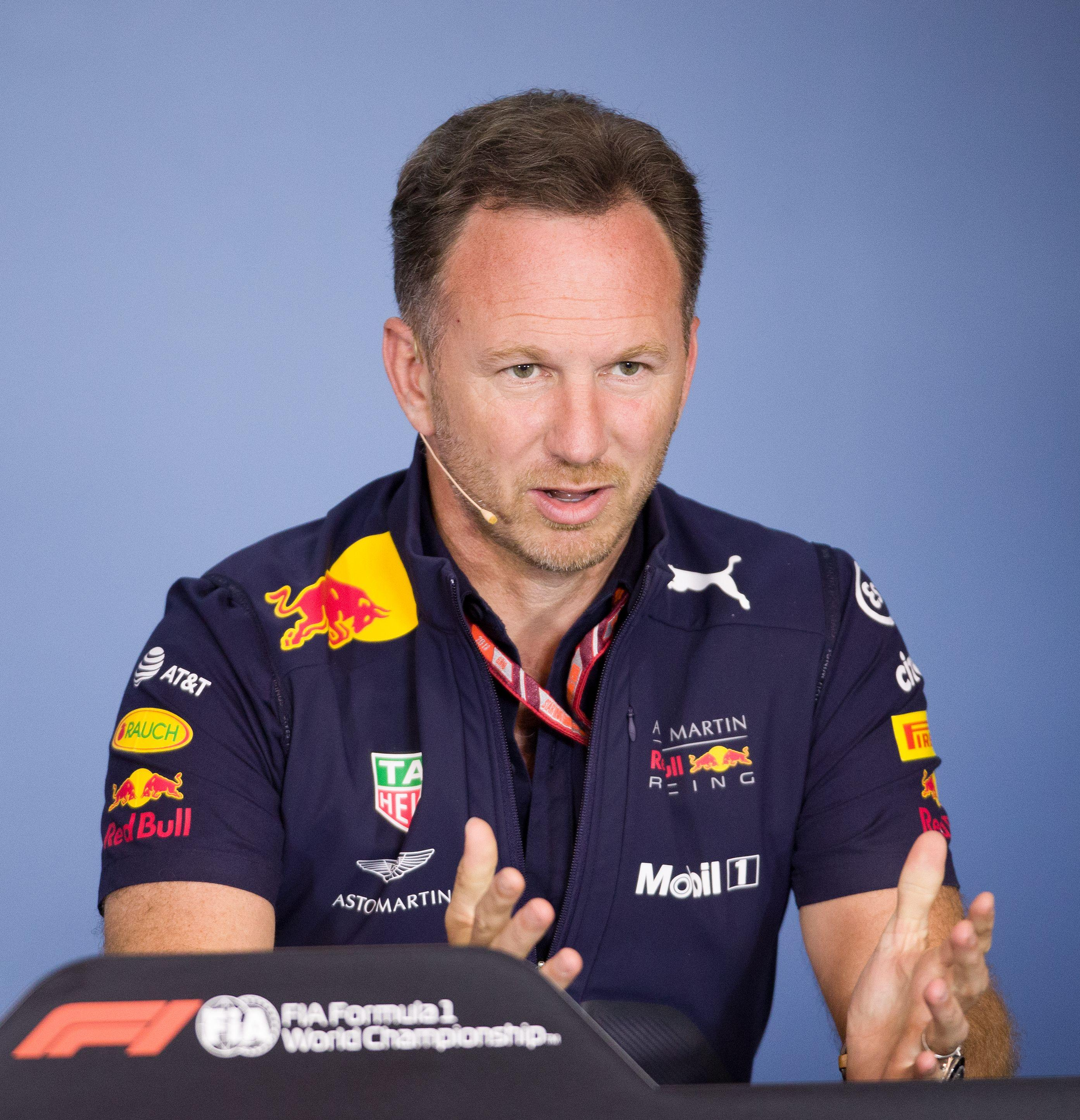Horner has grand plans to revamp F1 in Britain