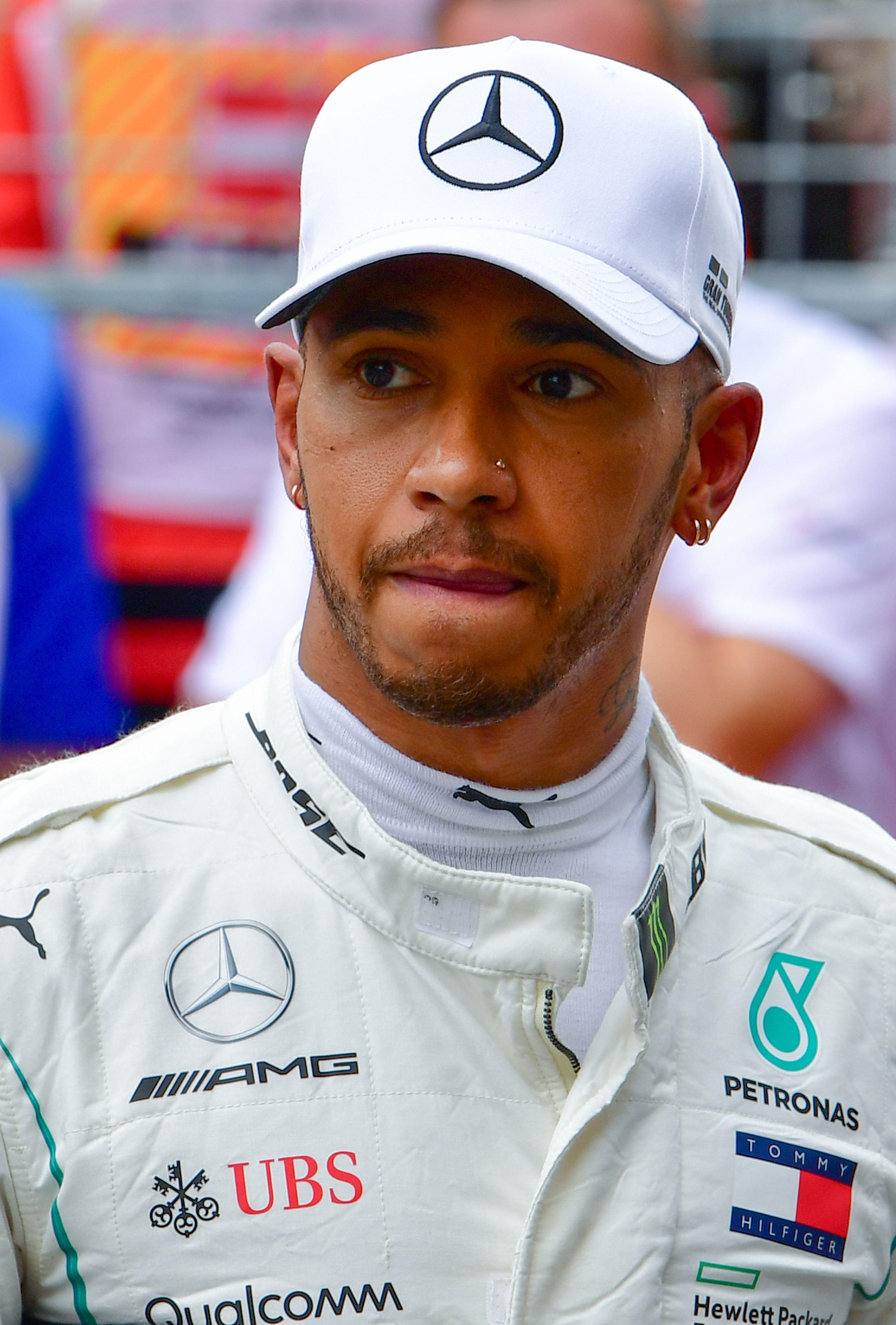 Lewis Hamilton endured a difficult day in Spielberg as he failed to finish his first race in over two years