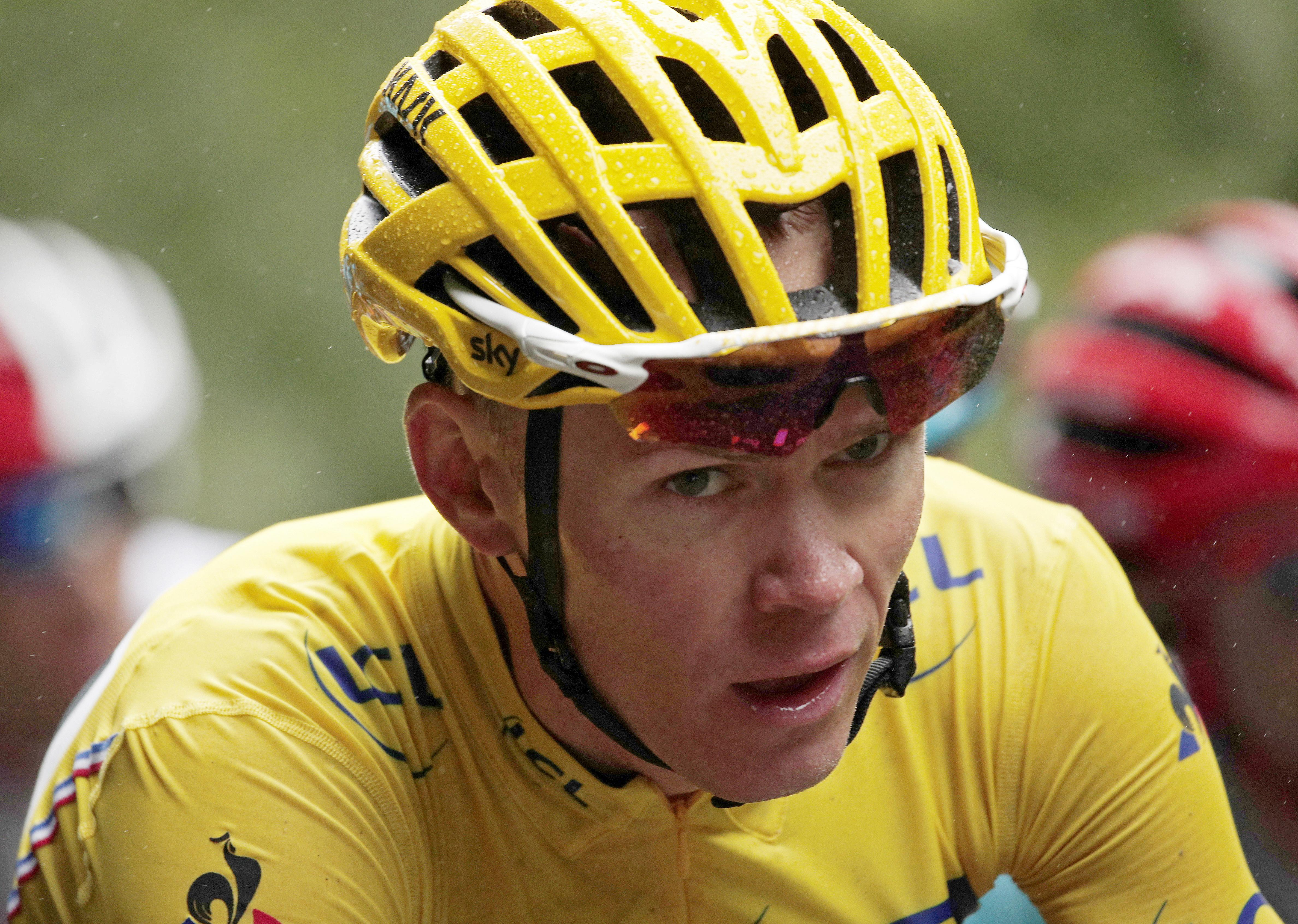 Chris Froome has been given reprieve over his adverse analytical finding for salbutamol