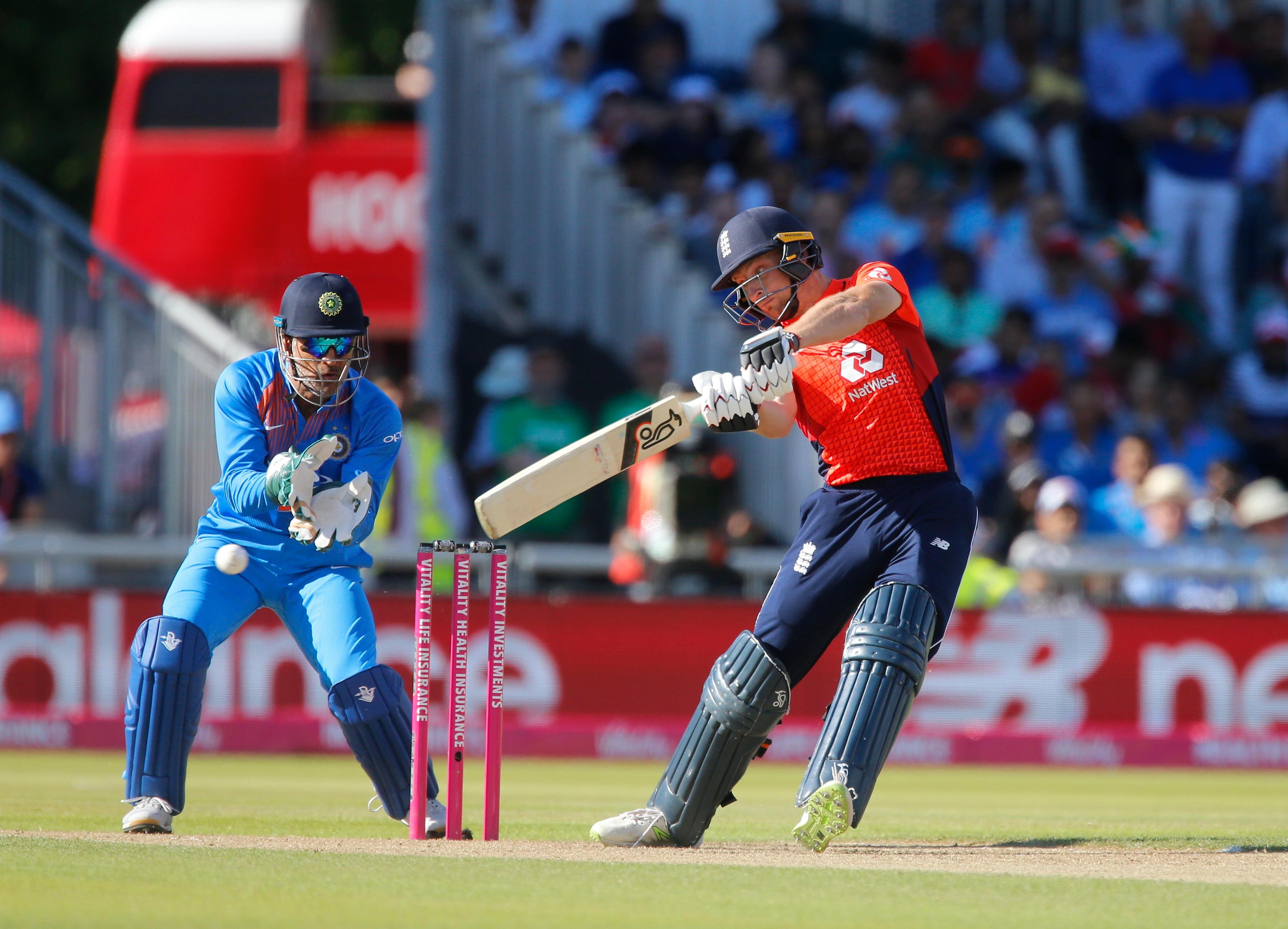 Jos Buttler got England off to a fast start once again, but England could not kick on