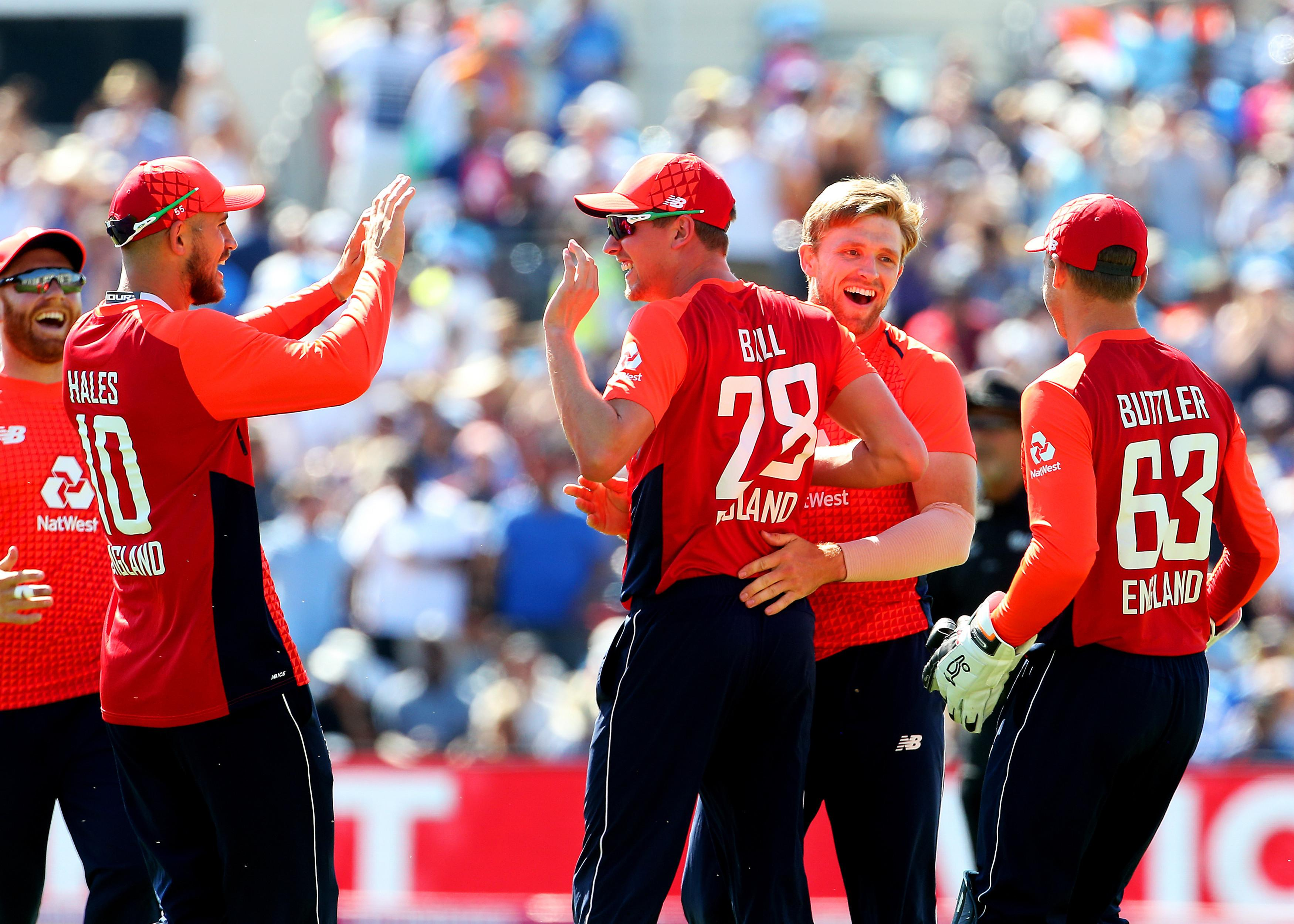 England are the leading 50-over side in the world and will be keen to respond