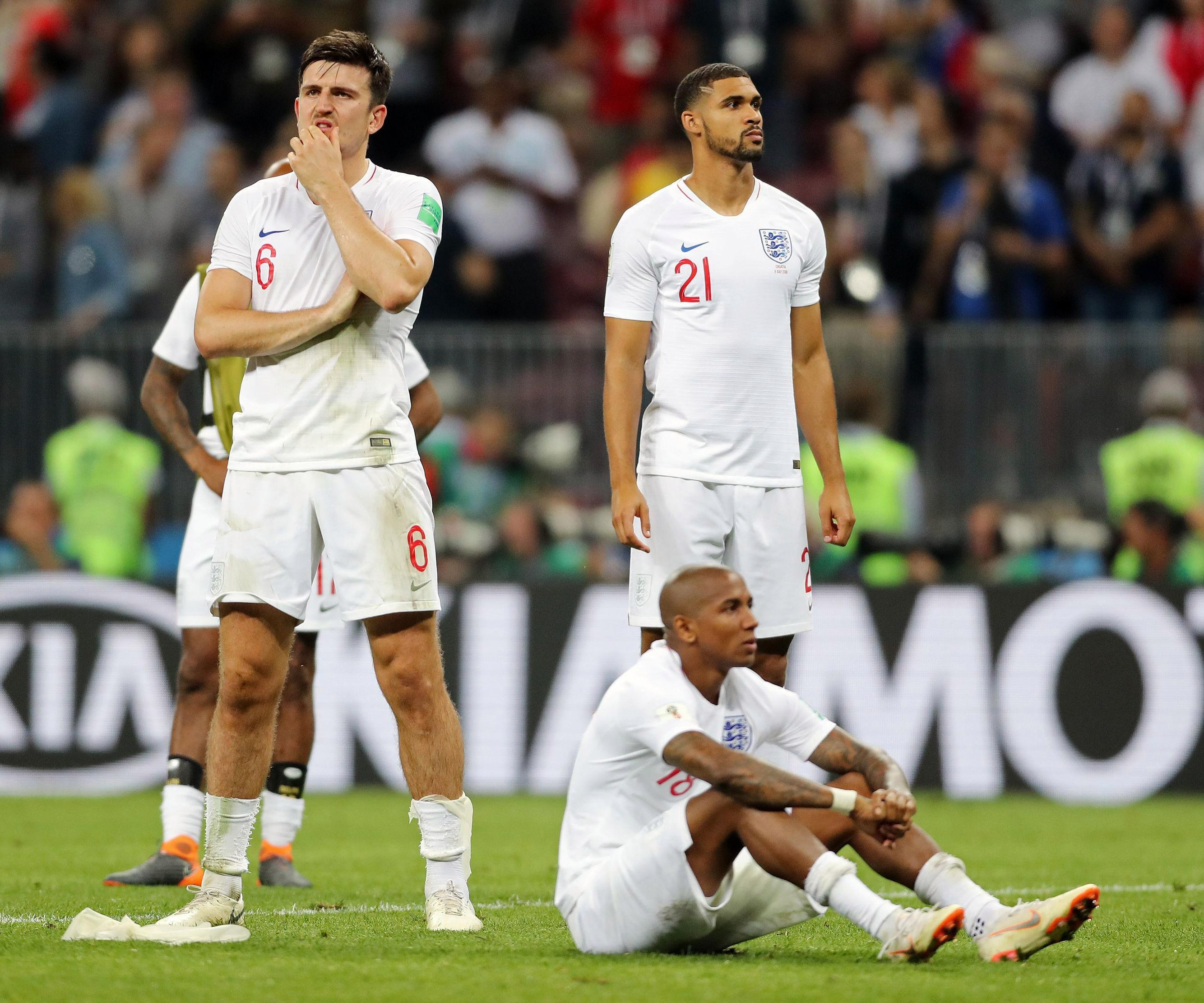 The Frenchman reminded his title rival of England's defeat in the World Cup