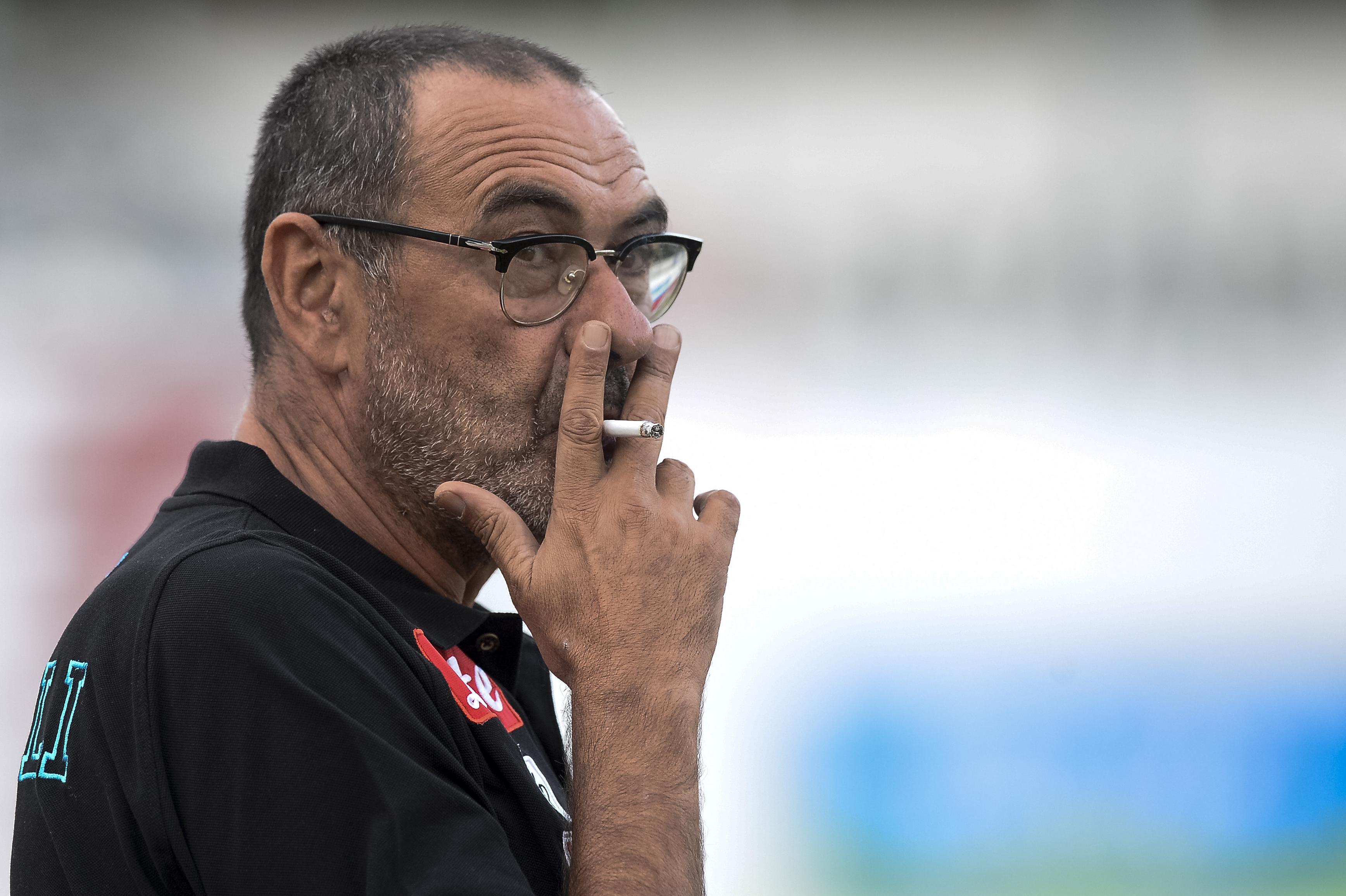Maverick boss Sarri