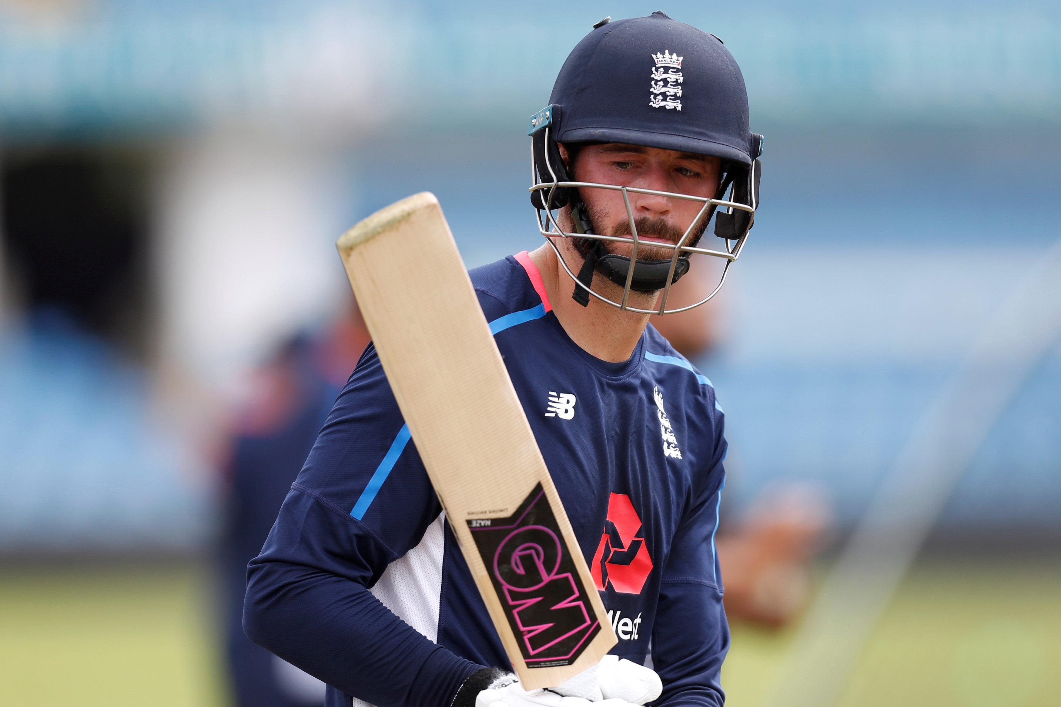 James Vince is now set to open the batting after a squad rotation