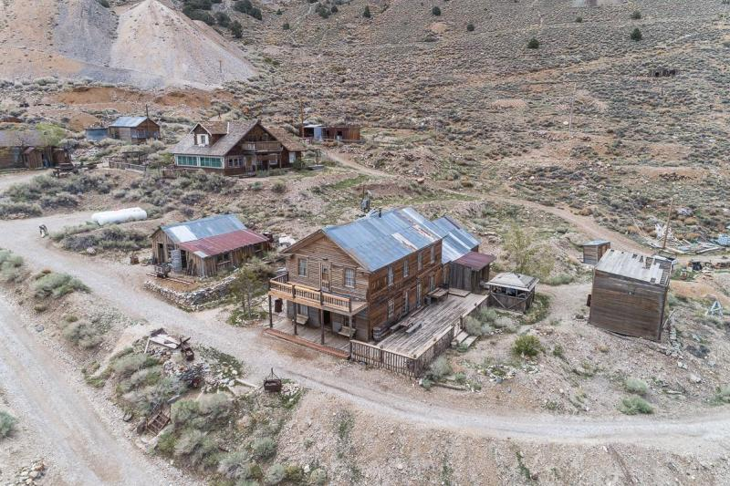 Its new owners plan to transform Cerro Gordo into a major tourist attraction