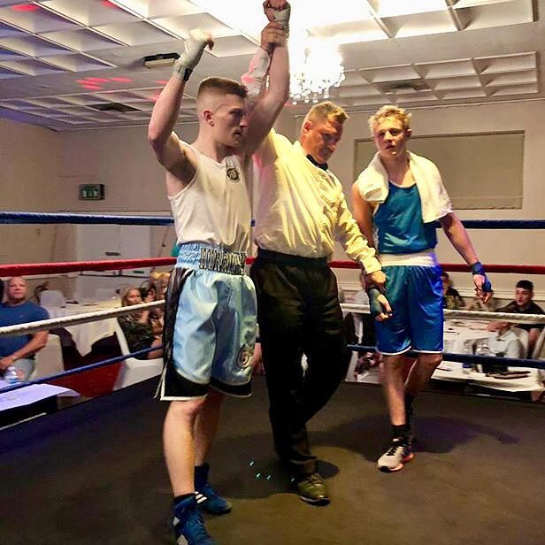 Campbell Hatton was been wining amateur tournaments but is eager to turn pro