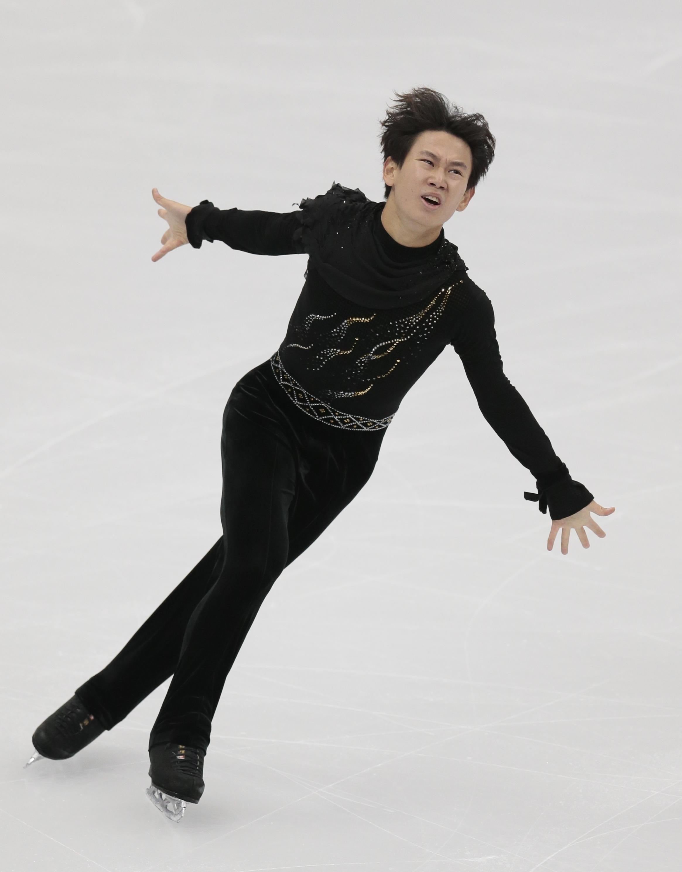 Denis Ten was an esteemed figure skater, but had suffered with injury the past few years