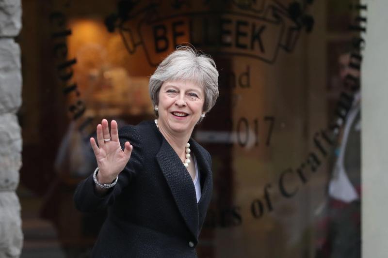 Theresa May declared victory over the 'Big 6' energy giants as the Government's Energy Price Cap was passed by Parliament