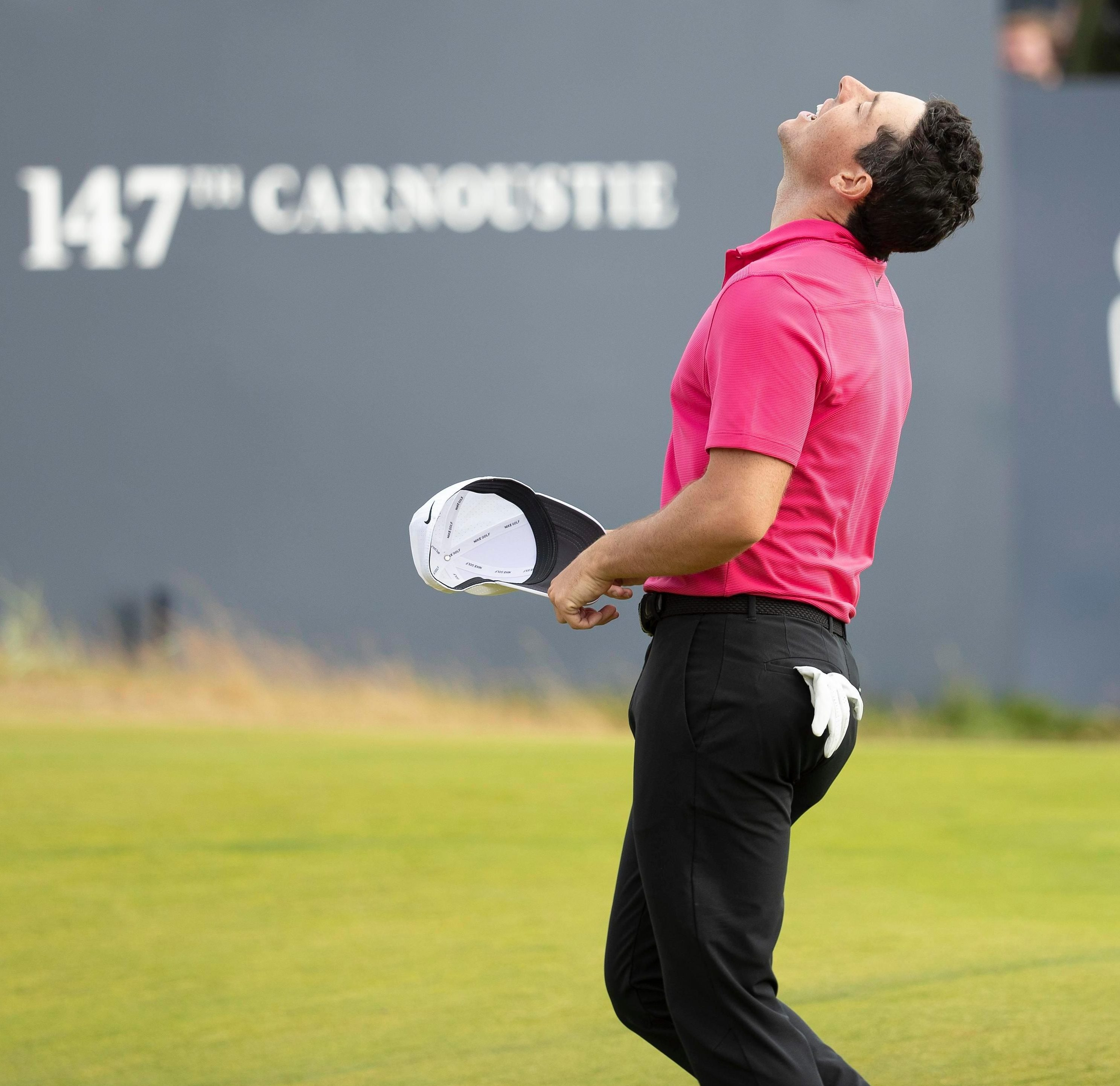 McIlroy endured a frustrating final round, bogeying three holes but recording two birdies and an eagle