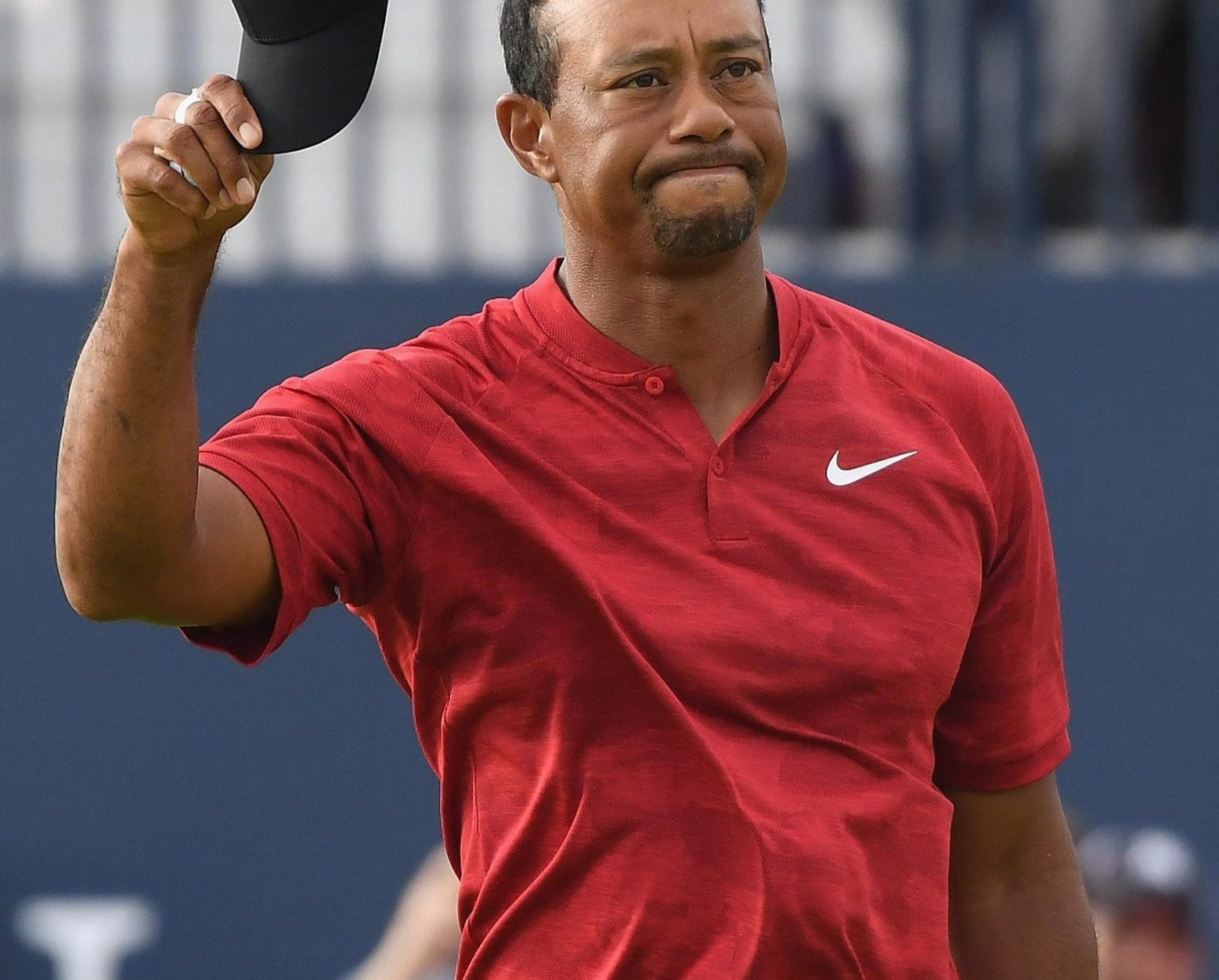 Tiger Woods roared into contention on the final day with some of his best golf for a long time and for a while was the best player out there, says Francesco Molinari