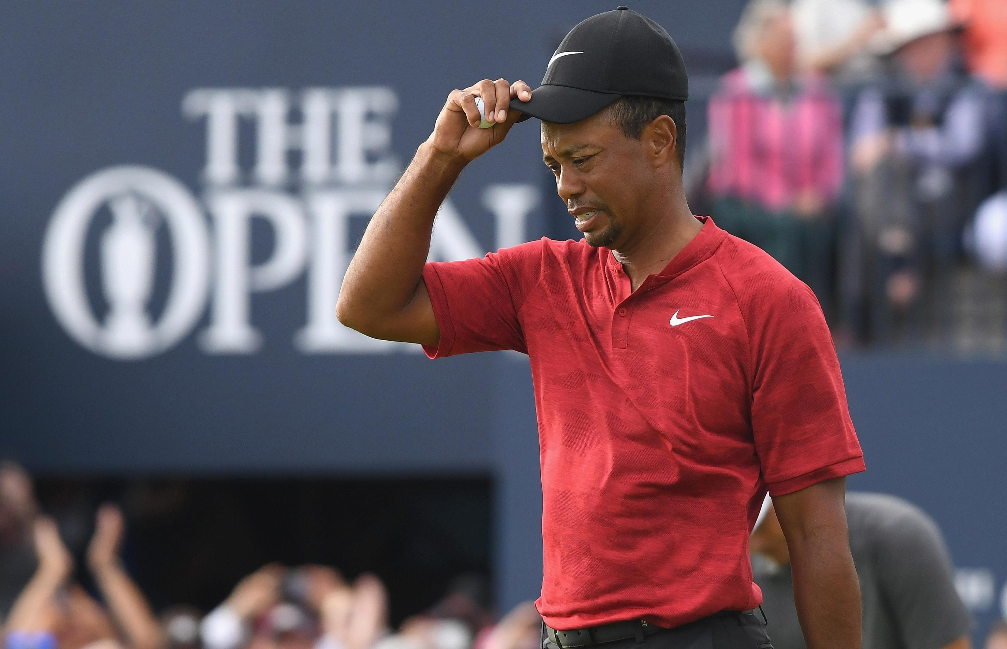 Woods finished three shots behind champion and playing partner Francesco Molinari