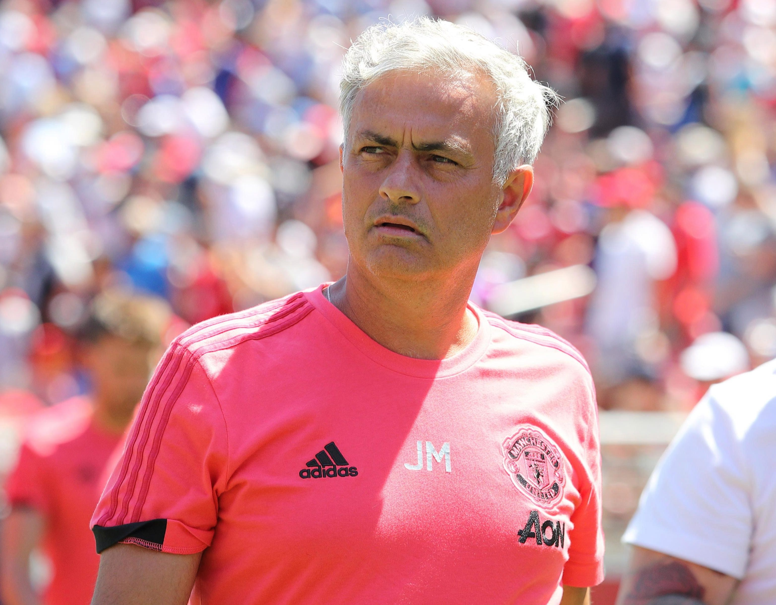 Jose Mourinho's side finished second in the Premier League last season