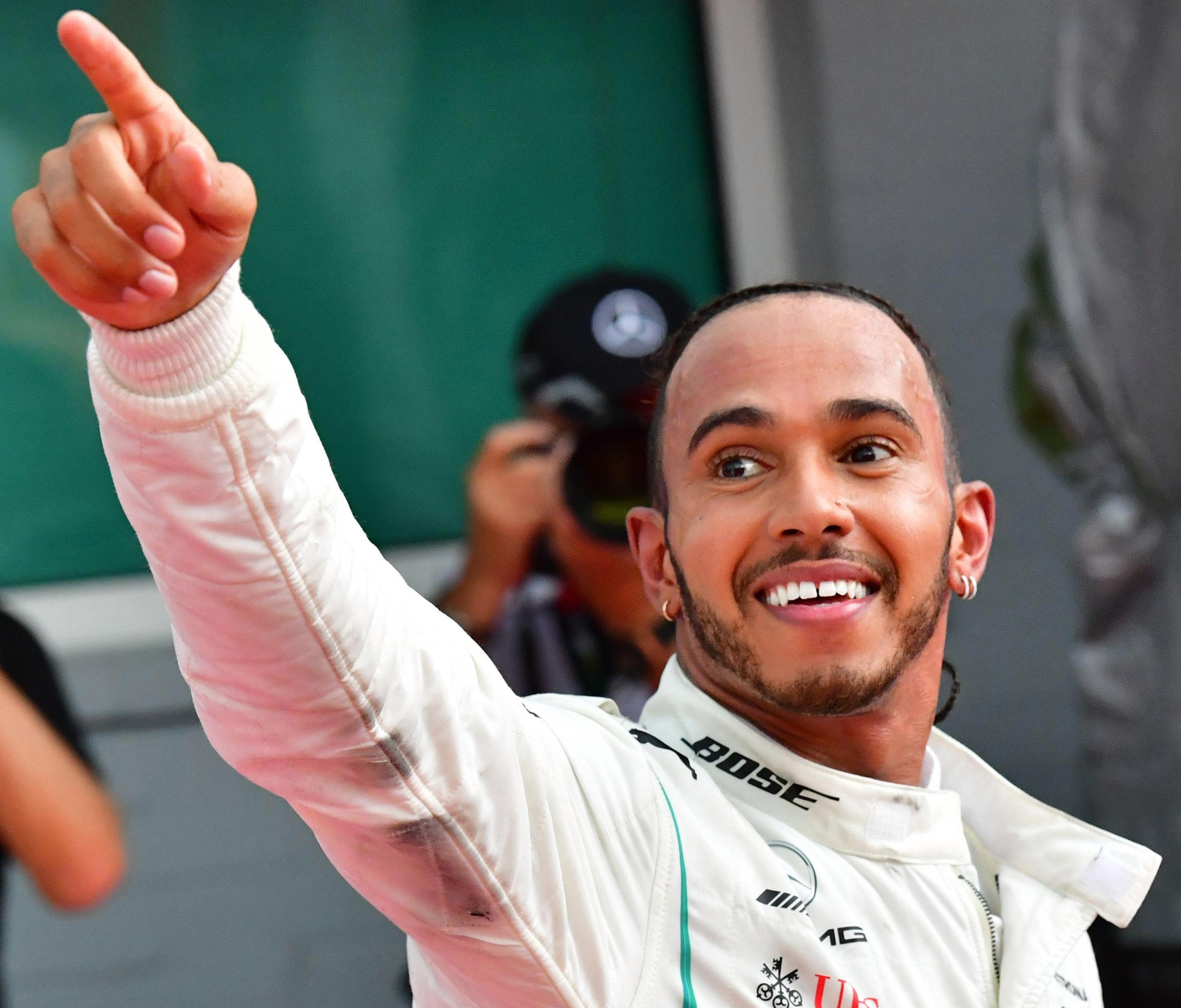 Brit star Lewis Hamilton feels one of his best ever triumphs was not given enough credit by TV pundits on SkyF1