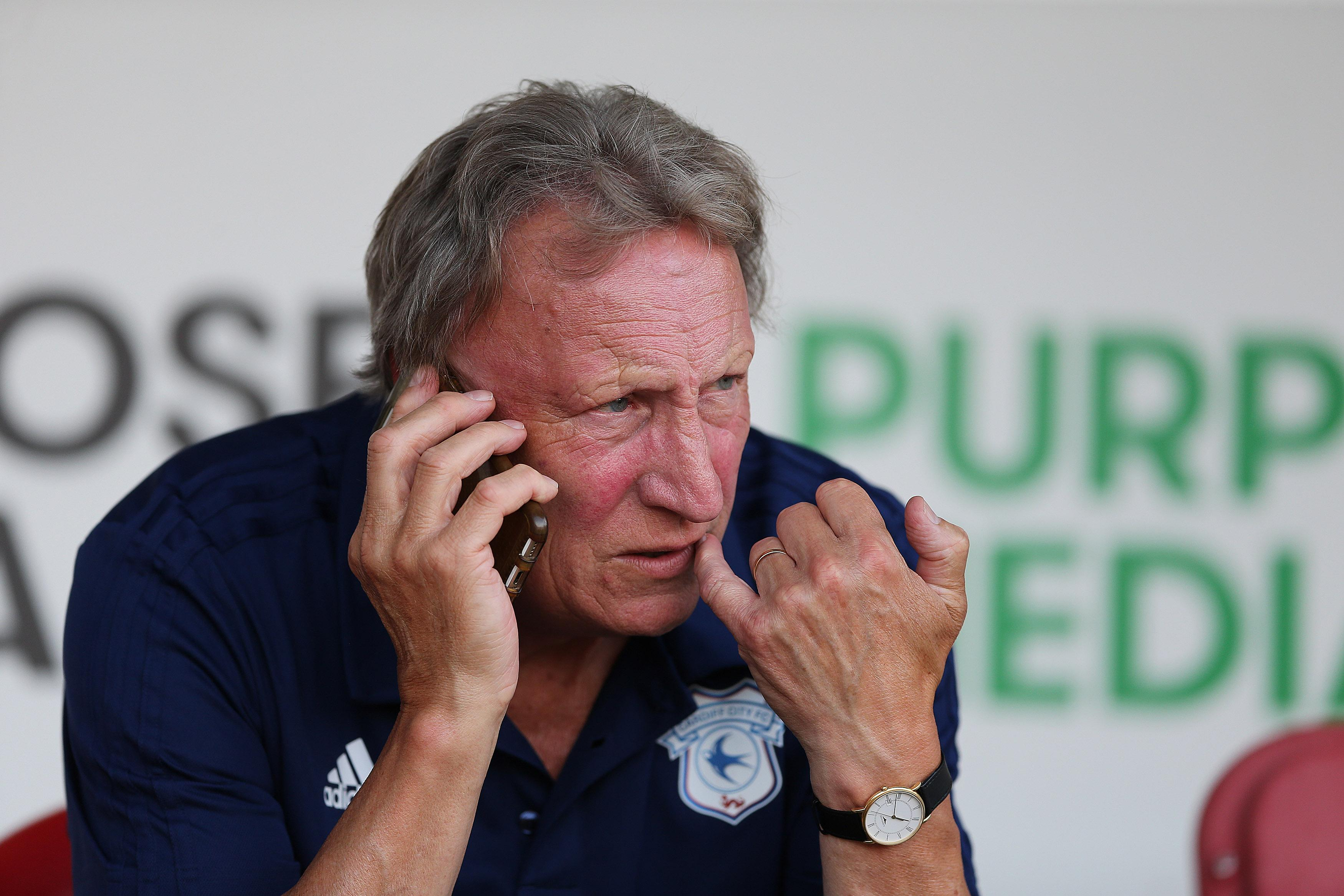 Is Neil Warnock on the phone to Jurgen Klopp thrashing out a deal for Marko Grujic?