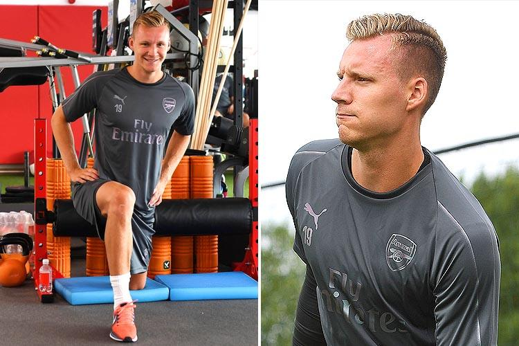 Image result for bernd leno arsenal