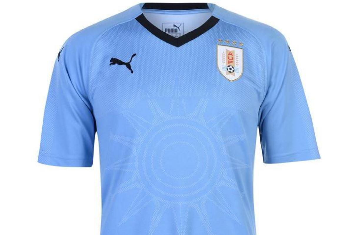 The cheapest place to buy Uruguay s World Cup 2018 kit 73be8d2a6