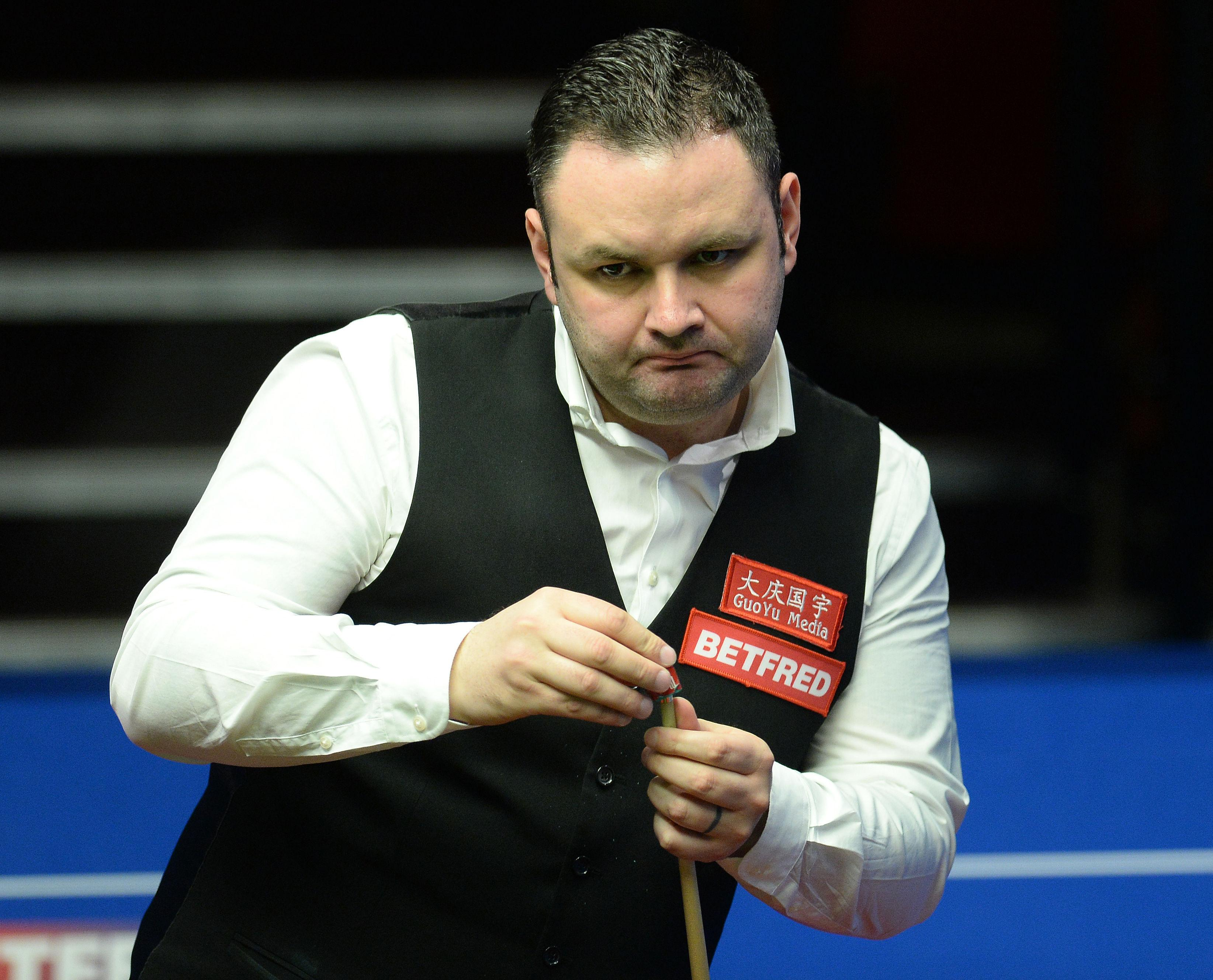 Scotsman Stephen Maguire came through with a win over Thepchaiya Un-Nooh