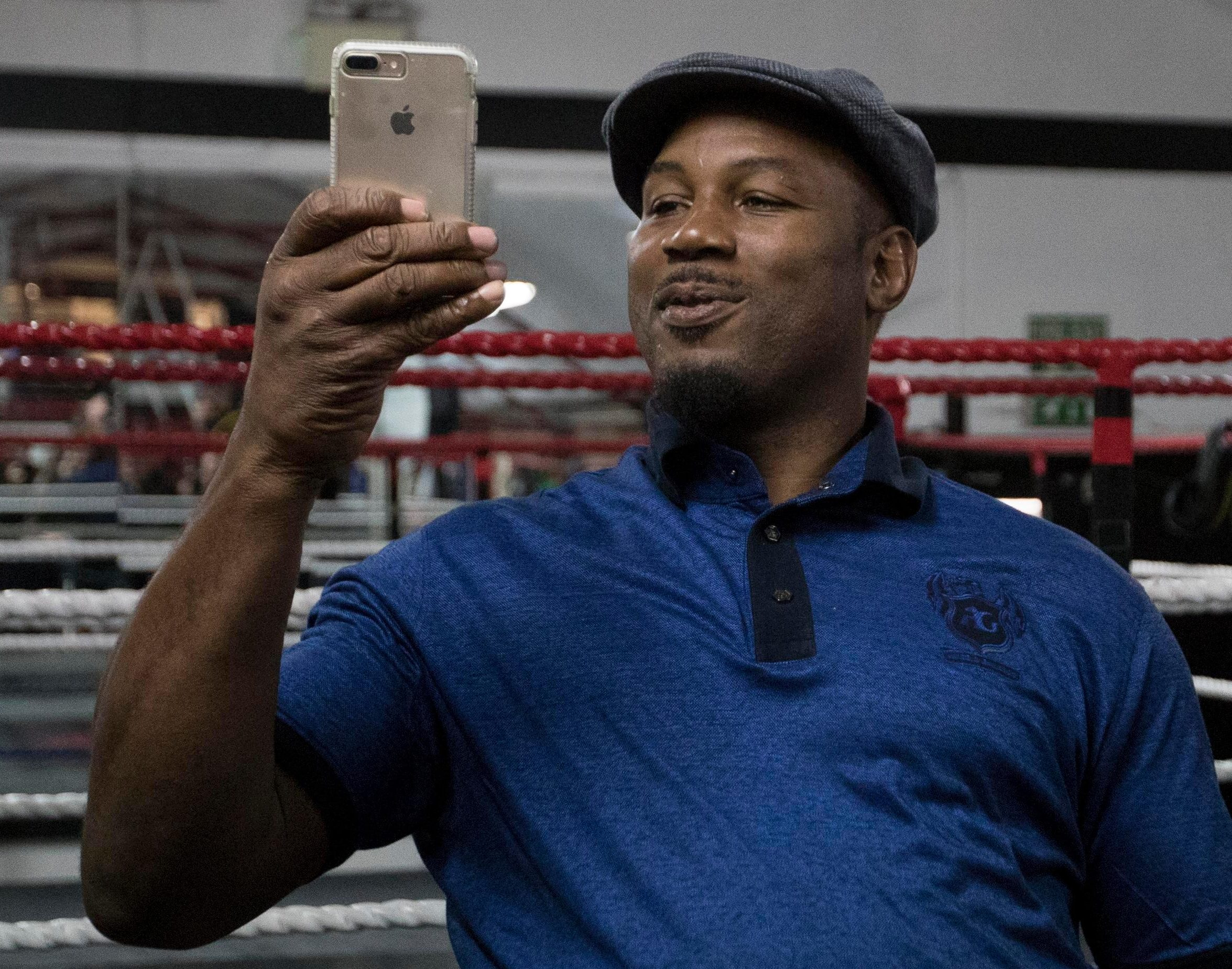 Lennox Lewis did not watch the KSI vs Logan Paul fight but he knows its power