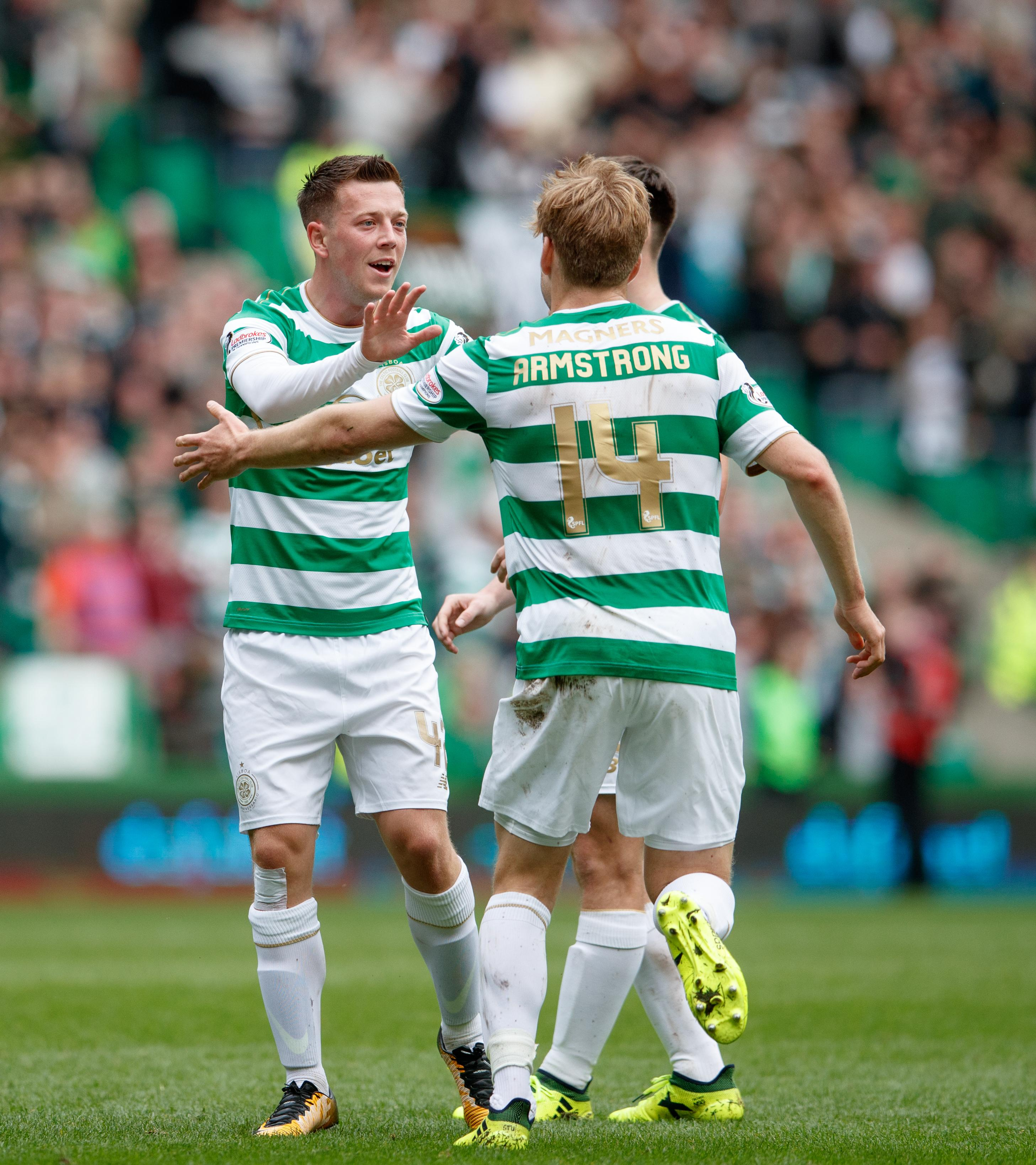 Celtic will have played St Johnstone on three occasions where Conor McGregor has fought
