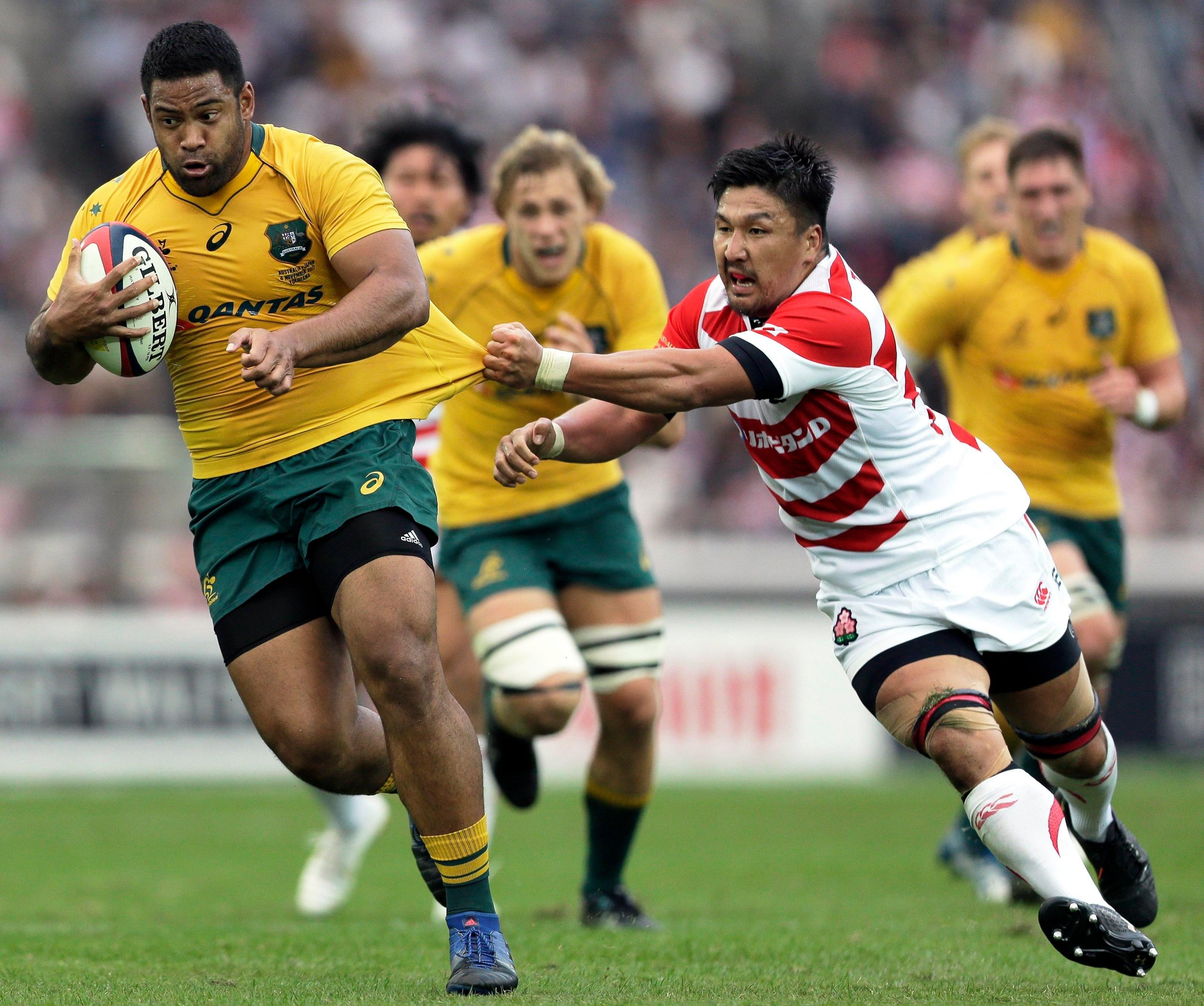 Aussie giant Scott Sio has also been given the green light
