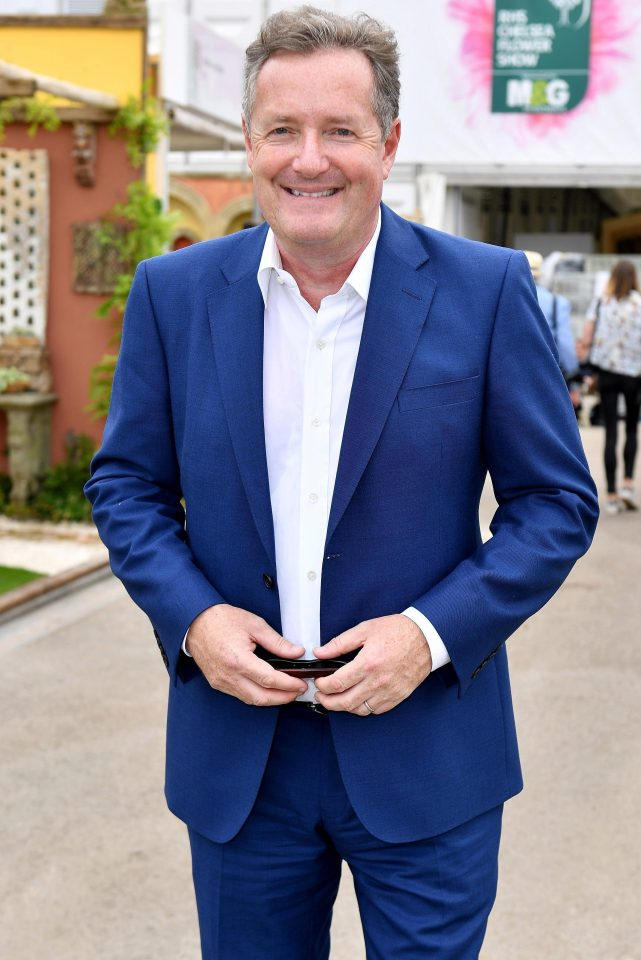 Piers Morgan will be back on GMB in September