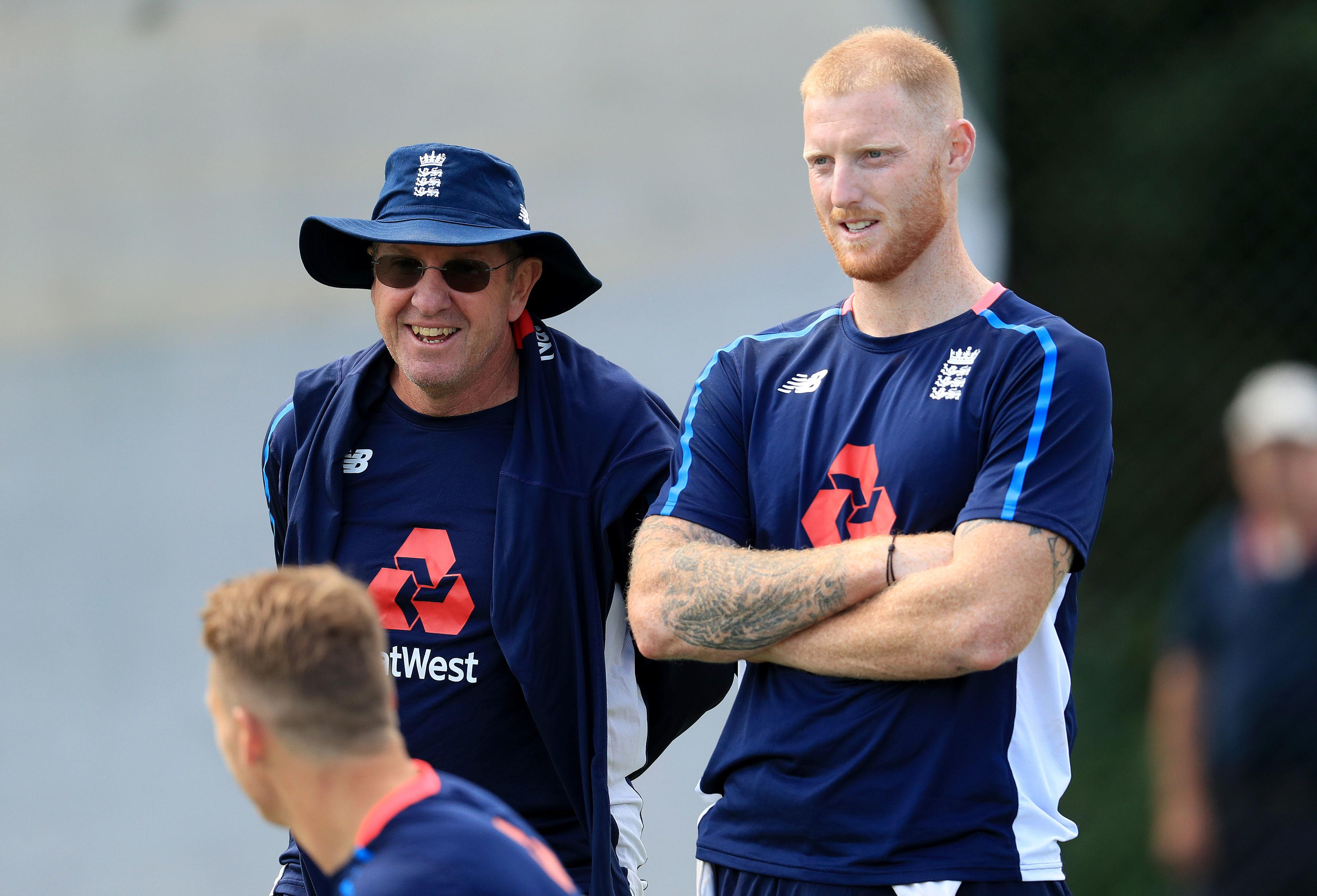 Trevor Bayliss has urged Ben Stokes to issue a public apology