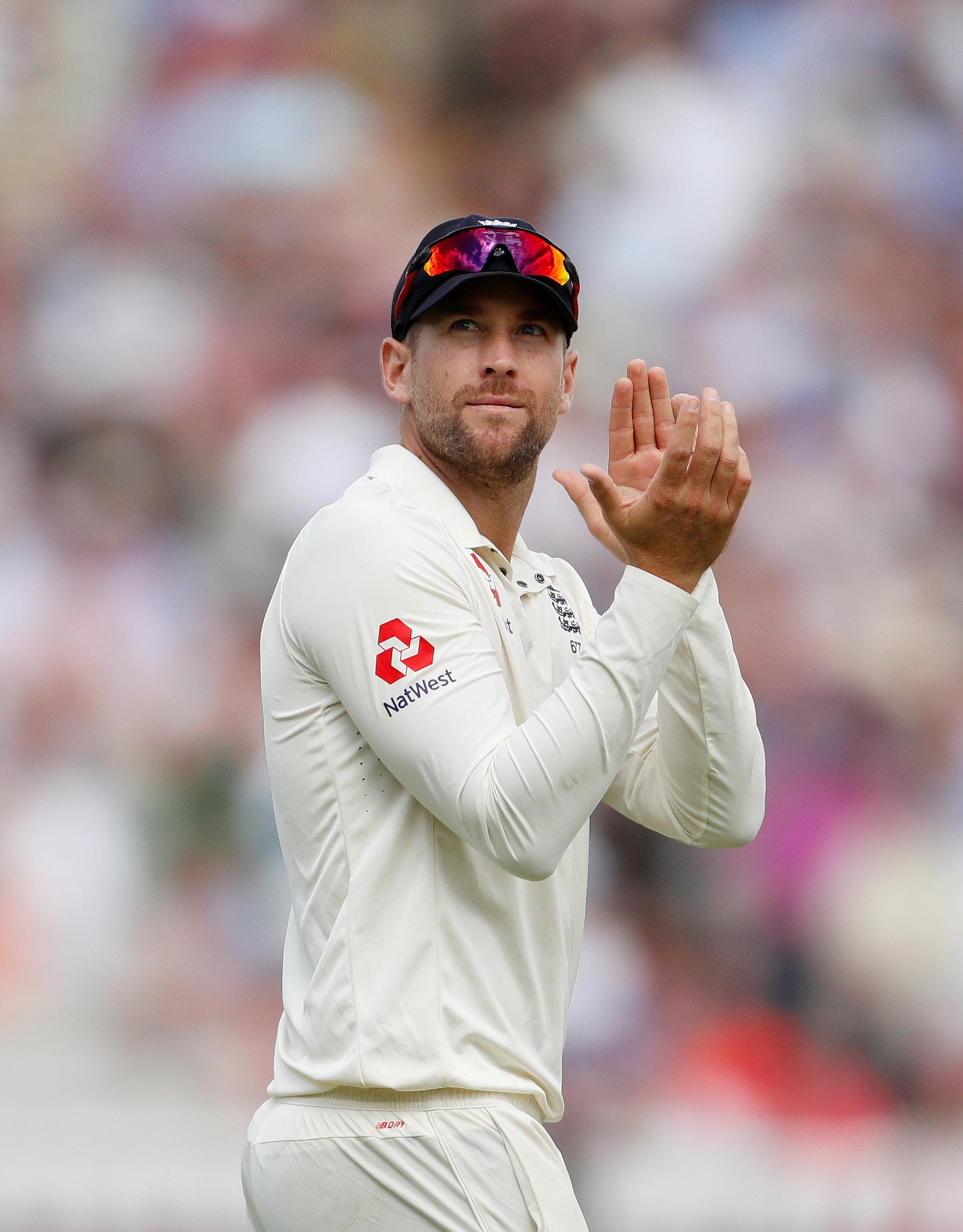 Dawid Malan is the man to lose his place to Pope