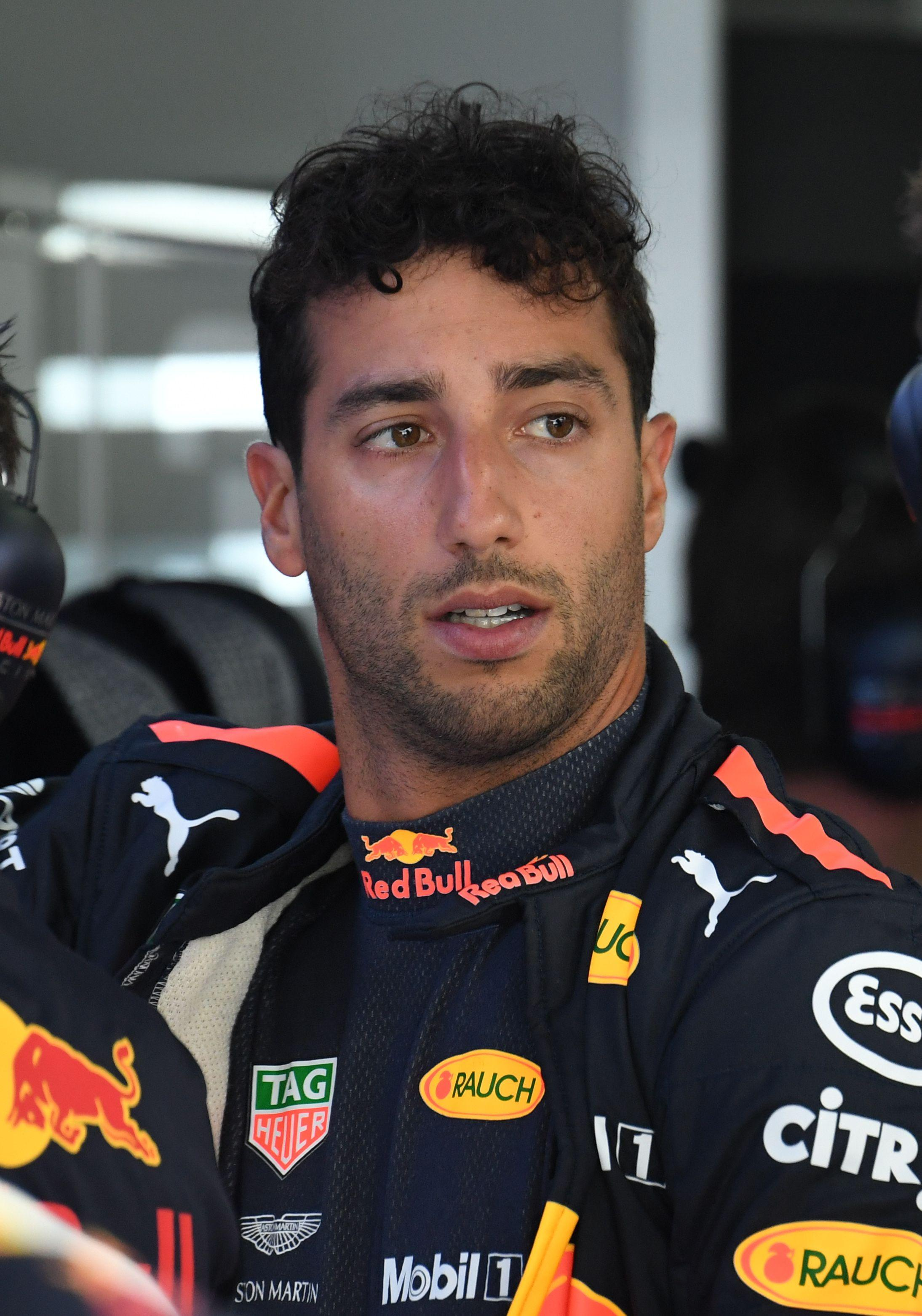 Daniel Ricciardo is quitting Red Bull and moving to Renault