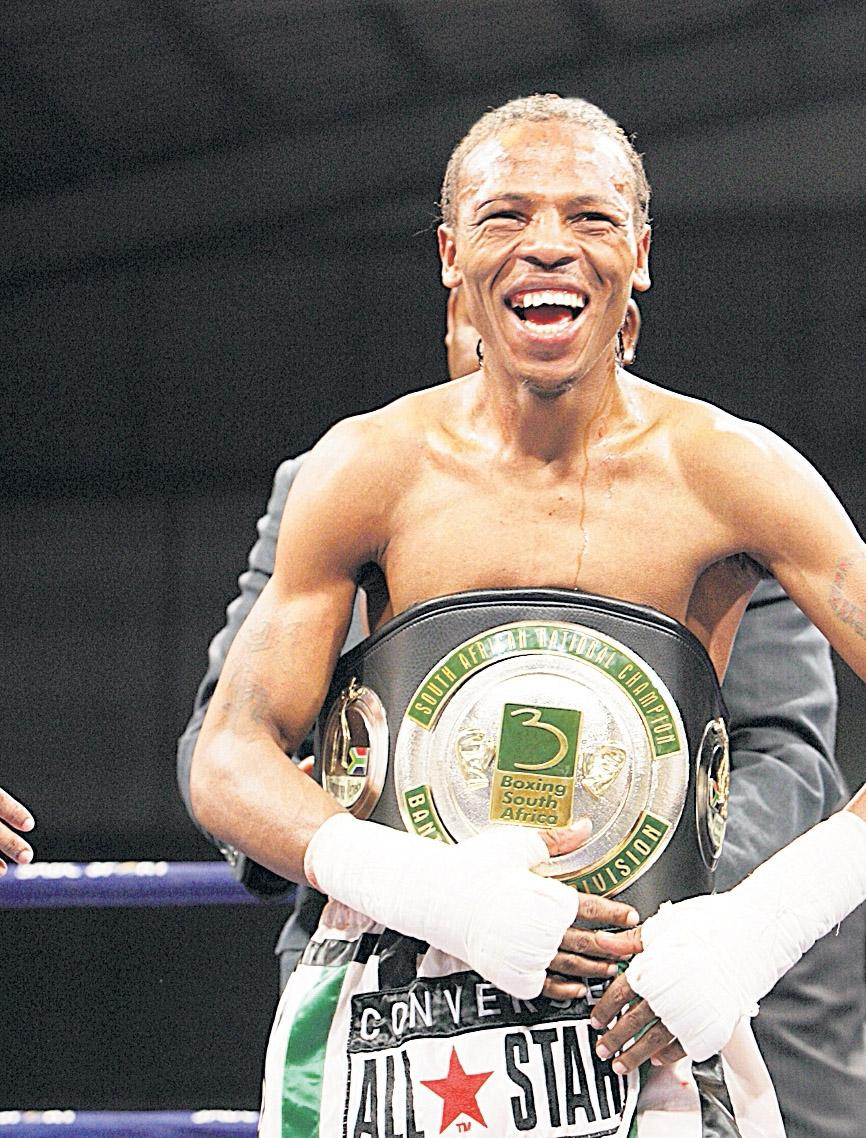 Ex-South African featherweight champion Manelisi Mbilase has reportedly been stoned to death