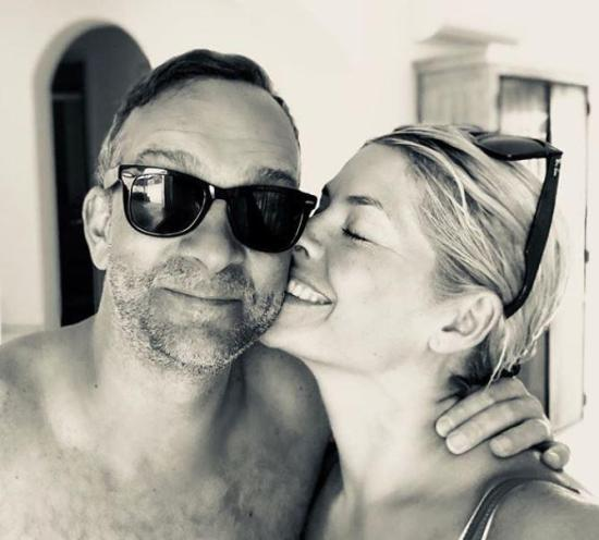 Holly Willoughby shared a sweet Instagram of herself and husband Dan Baldwin as they celebrate their 11th wedding anniversary