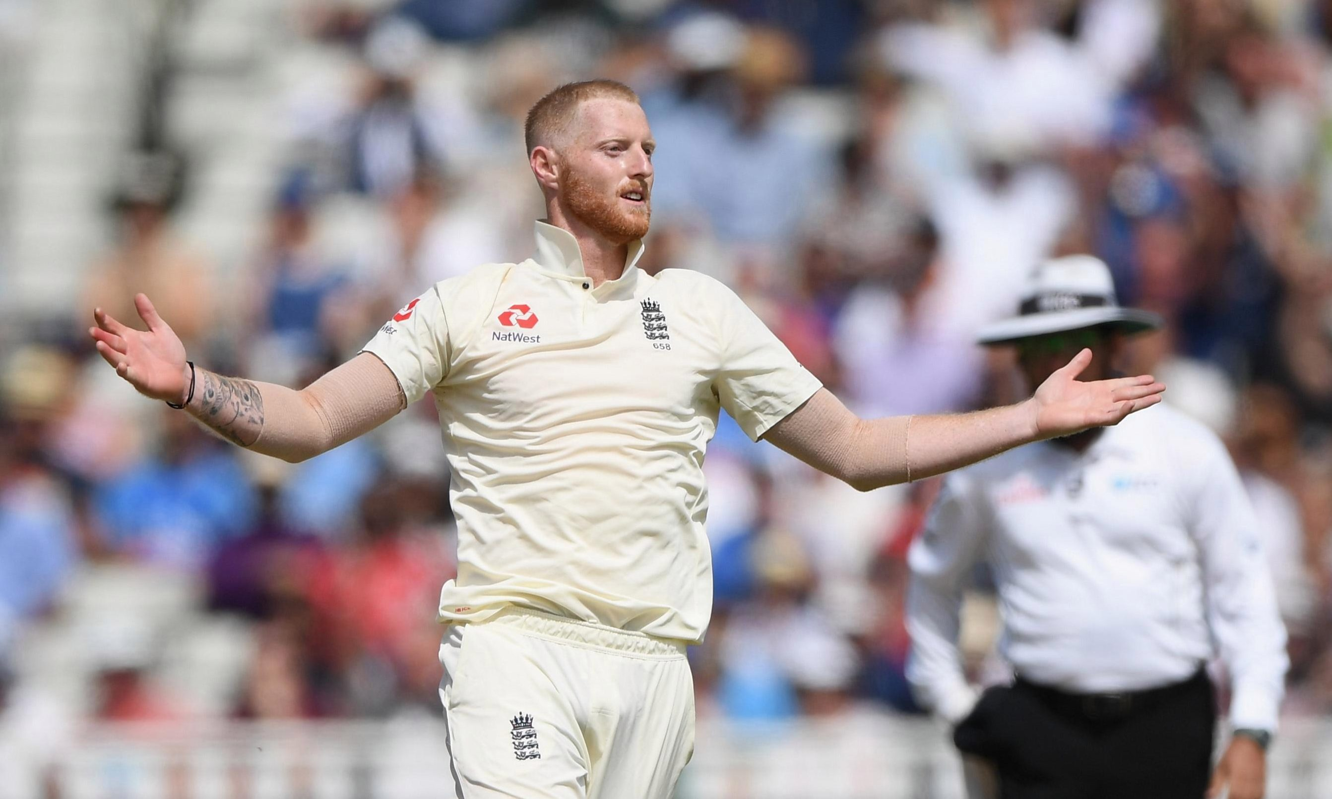 Ben Stokes still hopes to play a further part as England bid to complete a Test series triumph over India, who are the world's top-ranked team