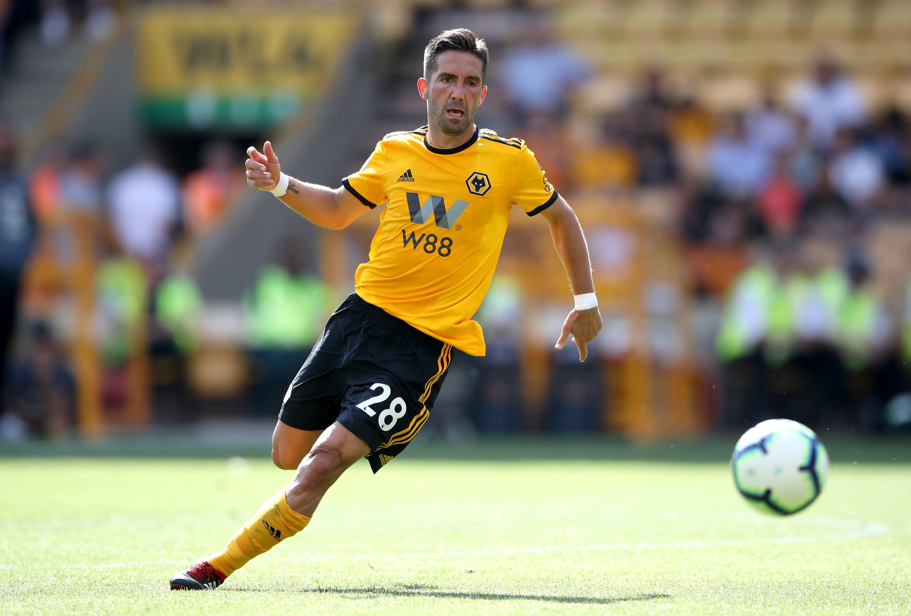 Joao Moutinho is an exciting signing for Wolves
