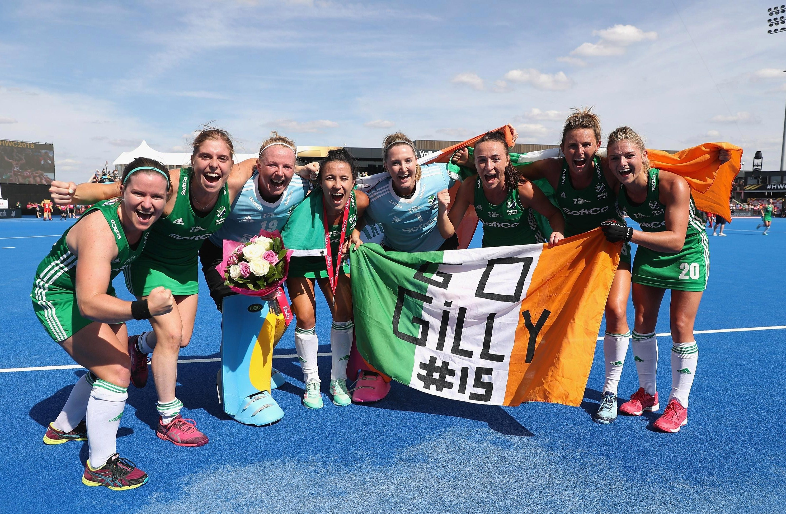 Ireland face world champions Netherlands in the final at Lee Valley