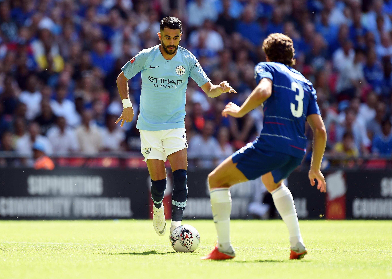 Riyad Mahrez has been Manchester City's headline signing of the summer
