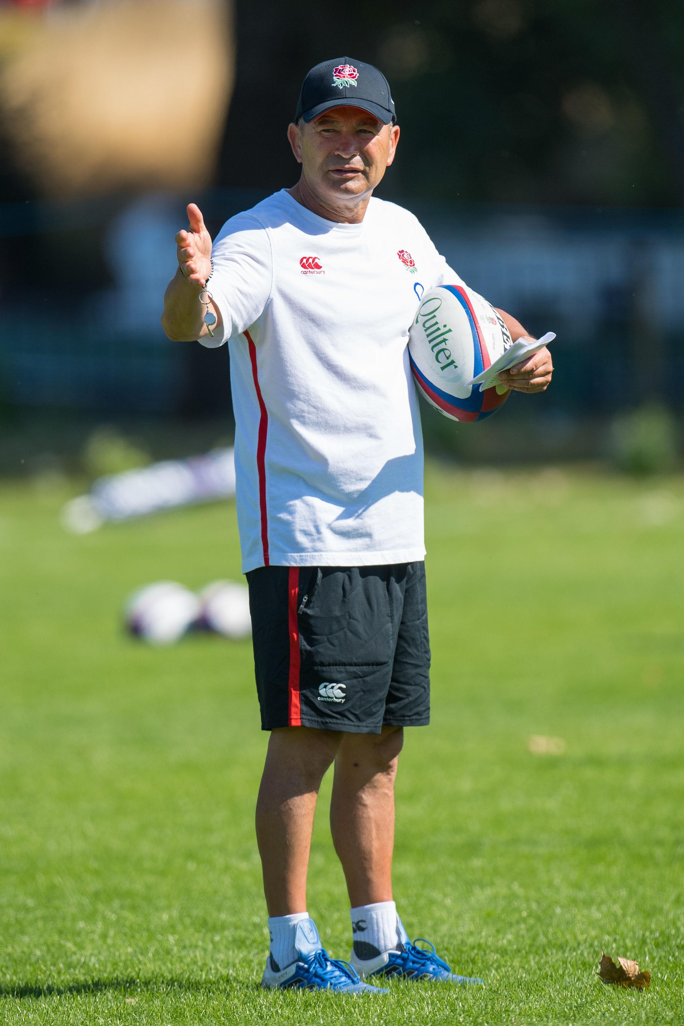 Jones is under pressure to deliver at the World Cup and he may take Cipriani with the squad to Japan