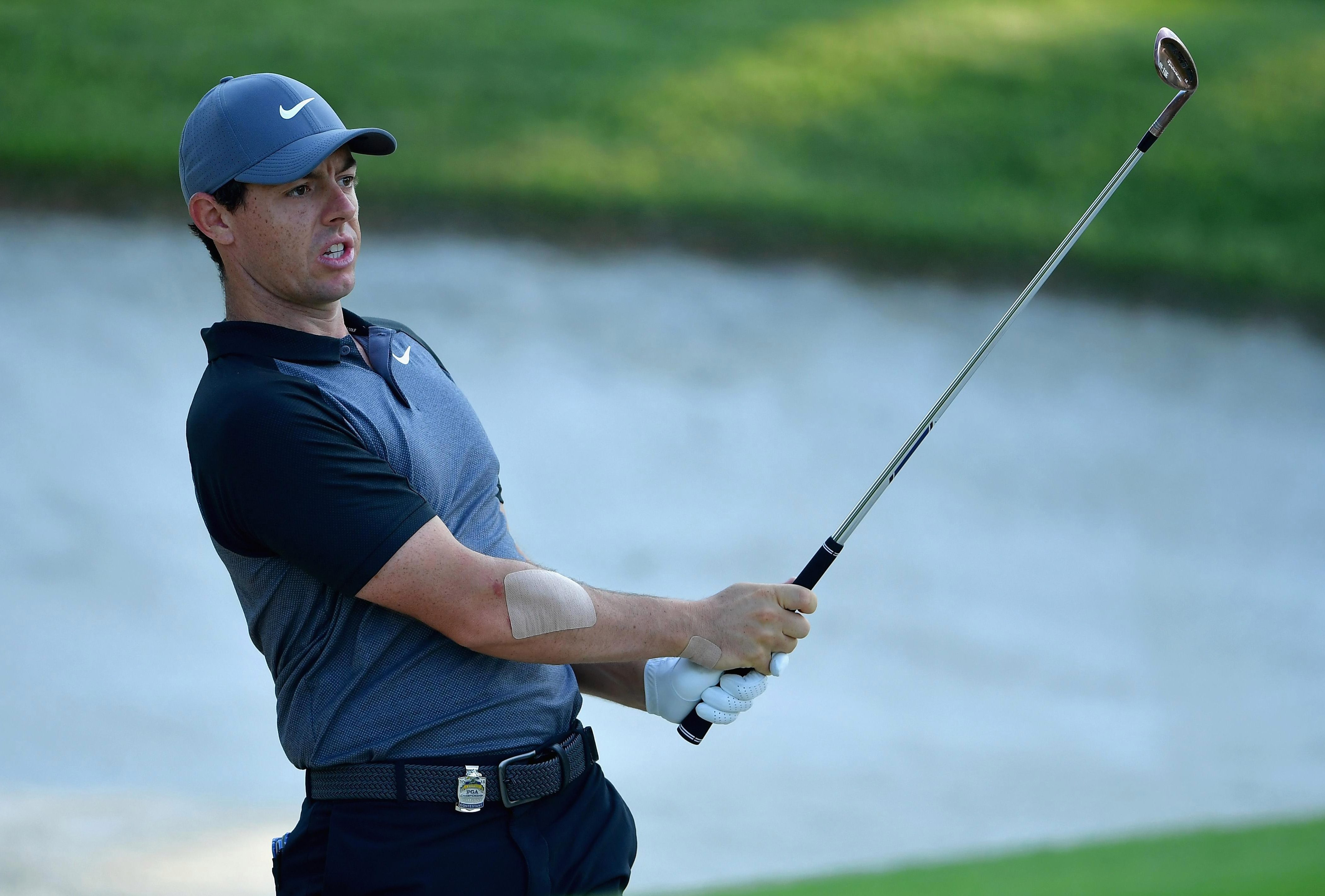 Big-armed Rory McIlroy must master his short game if he is to cash in at the USPGA Championships